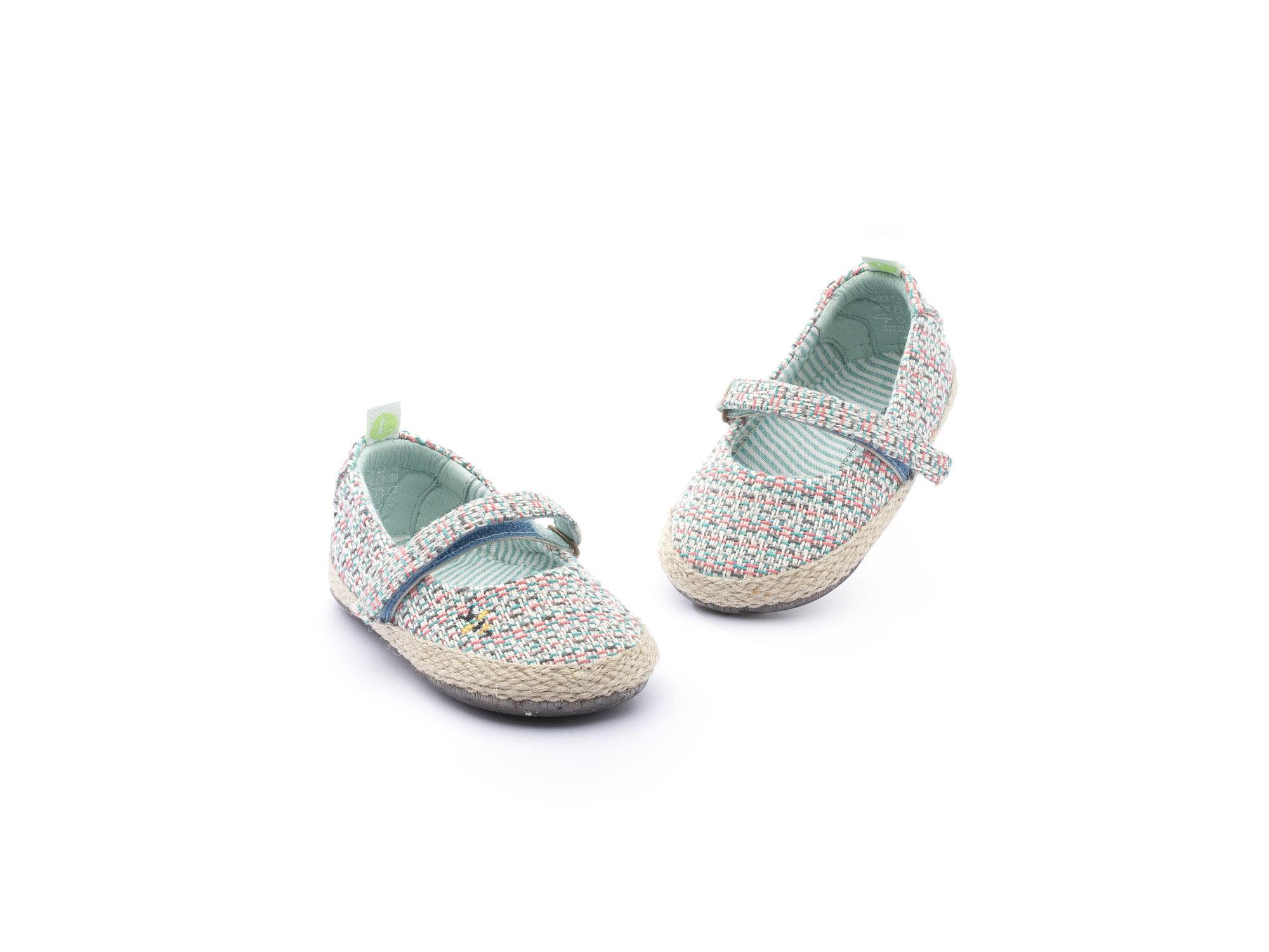Boneca Sambaky Melancia Tear Canvas Beeswax Baby 0 à 2 anos - 3