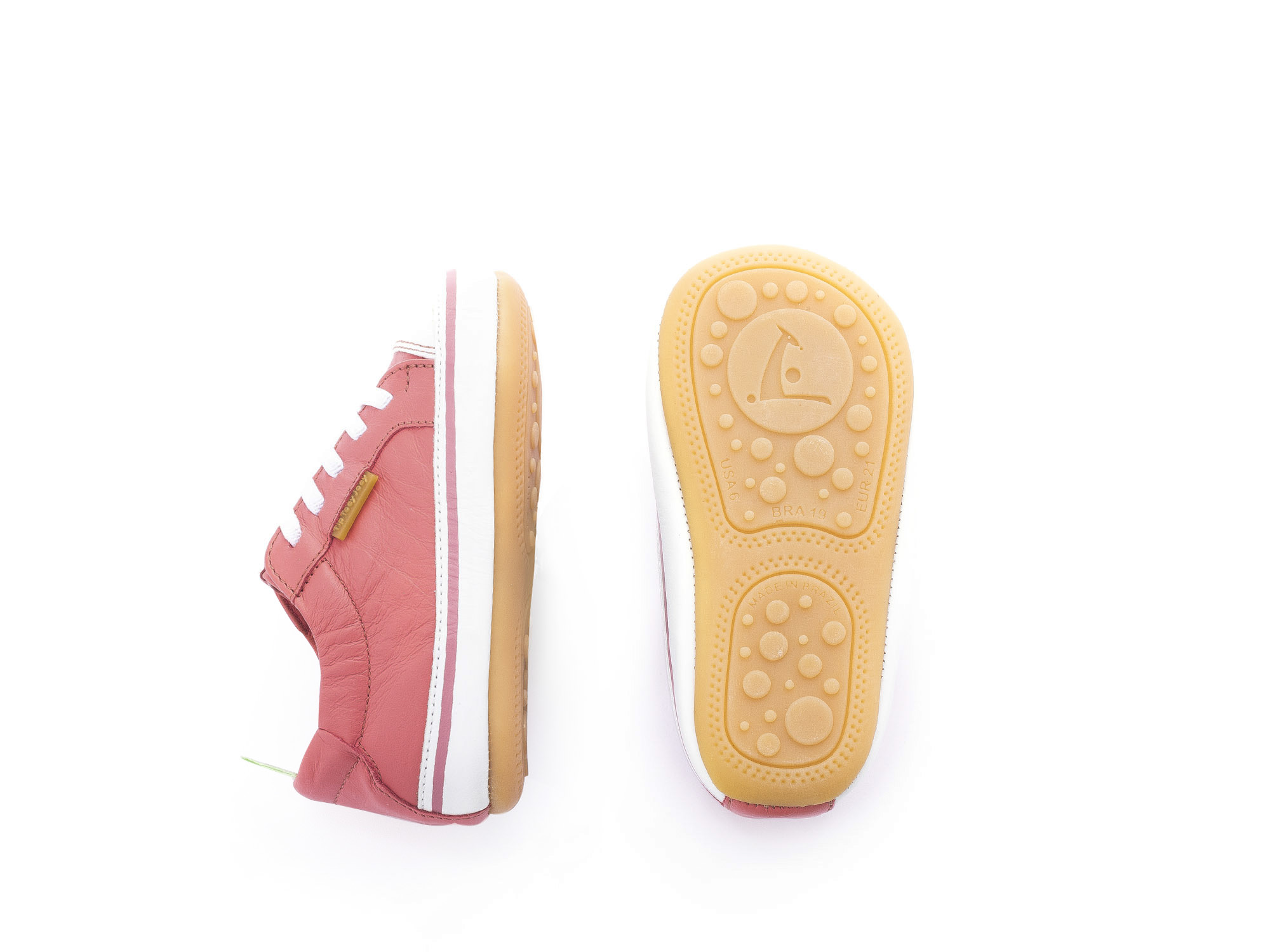 Sneaker Casual Funky Coral Matte Baby 0 à 2 anos - 1