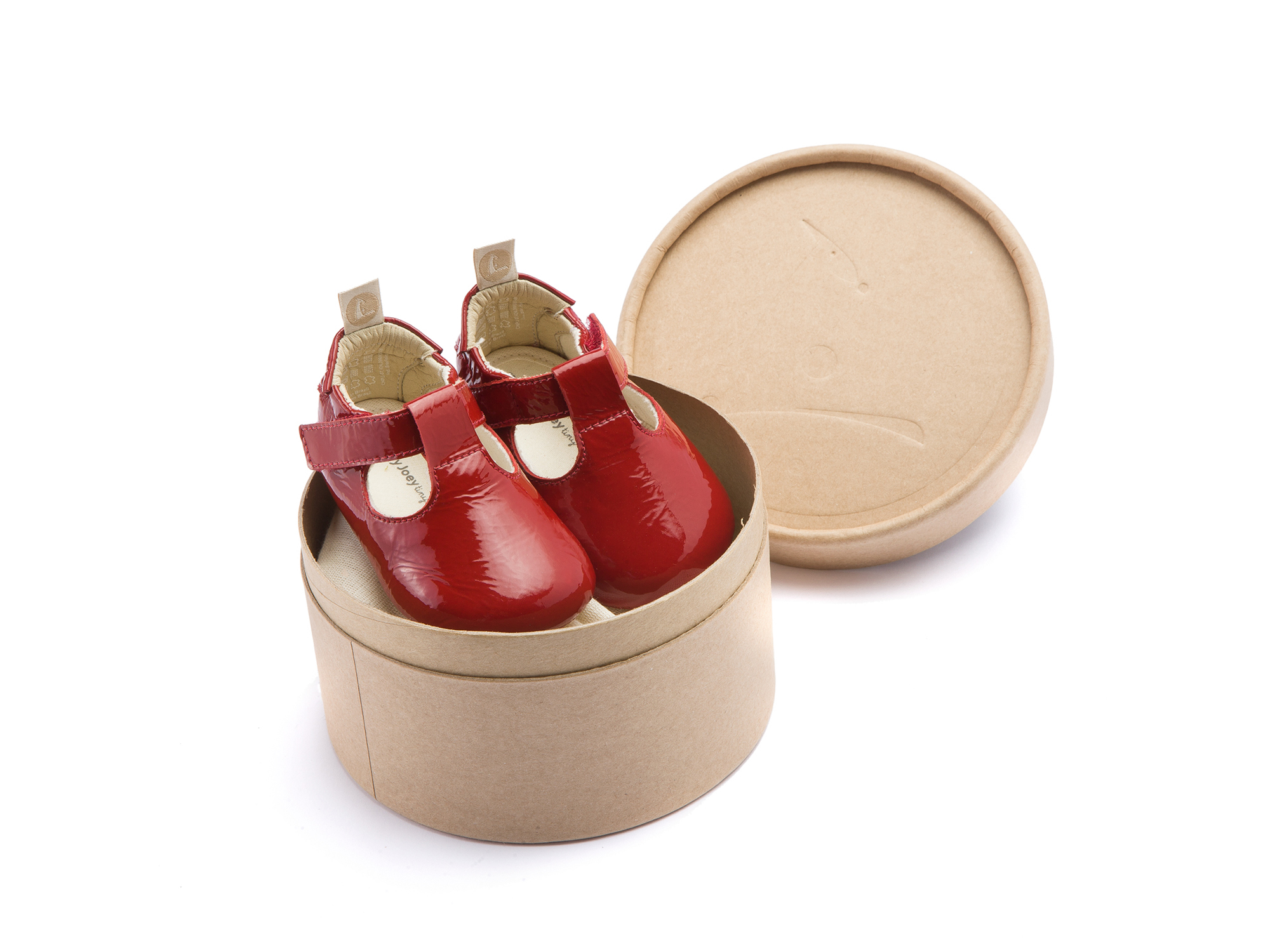 Boneca Love Patent Red Baby 0 à 2 anos - 3