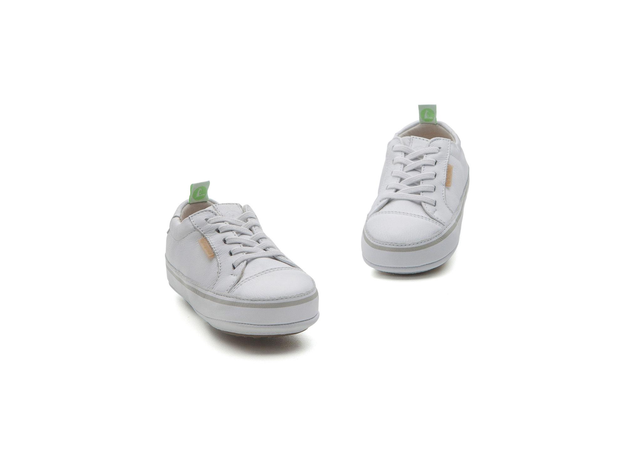Tênis Funky White/ White  Baby 0 à 2 anos - 2