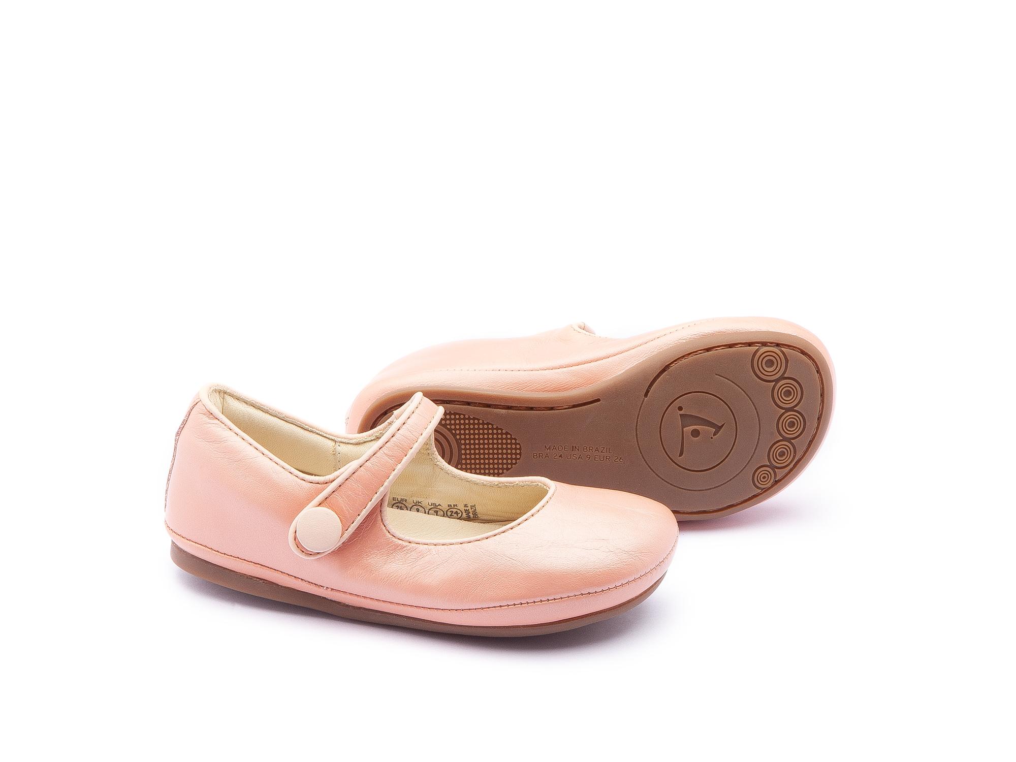 Boneca Little Gavotte Flamingo/ Papaya Cream Toddler 2 à 4 anos - 1