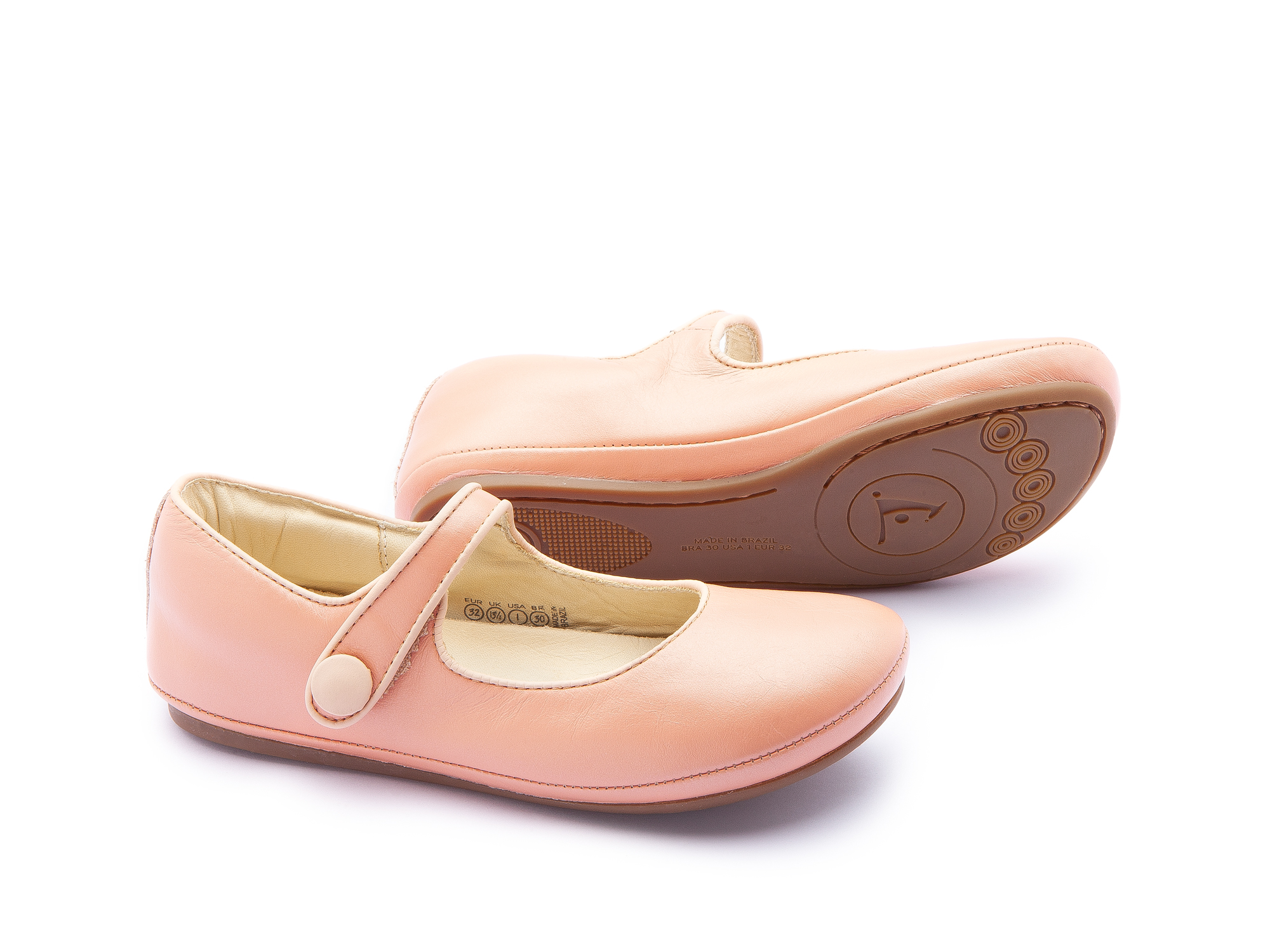 Boneca Gavotte Flamingo/ Papaya Cream Junior 4 à 8 anos - 2