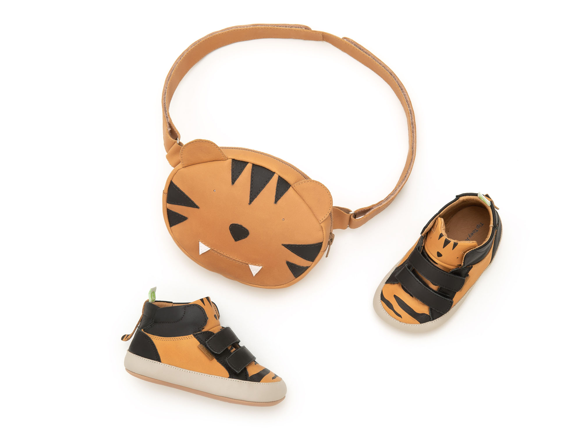 bolsa infantil feminino bag tiger