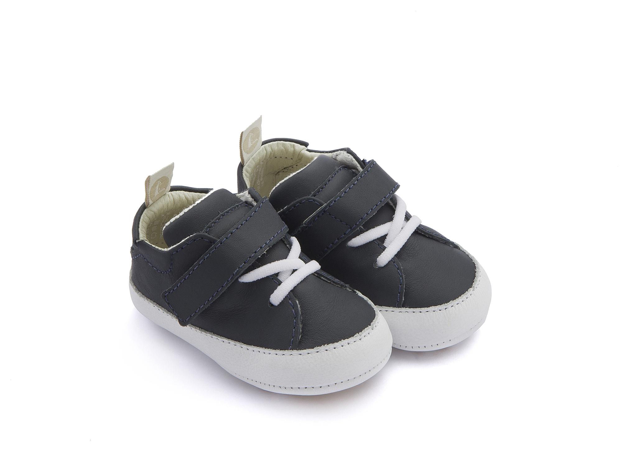 Tênis Light Navy/ White Baby 0 à 2 anos - 0