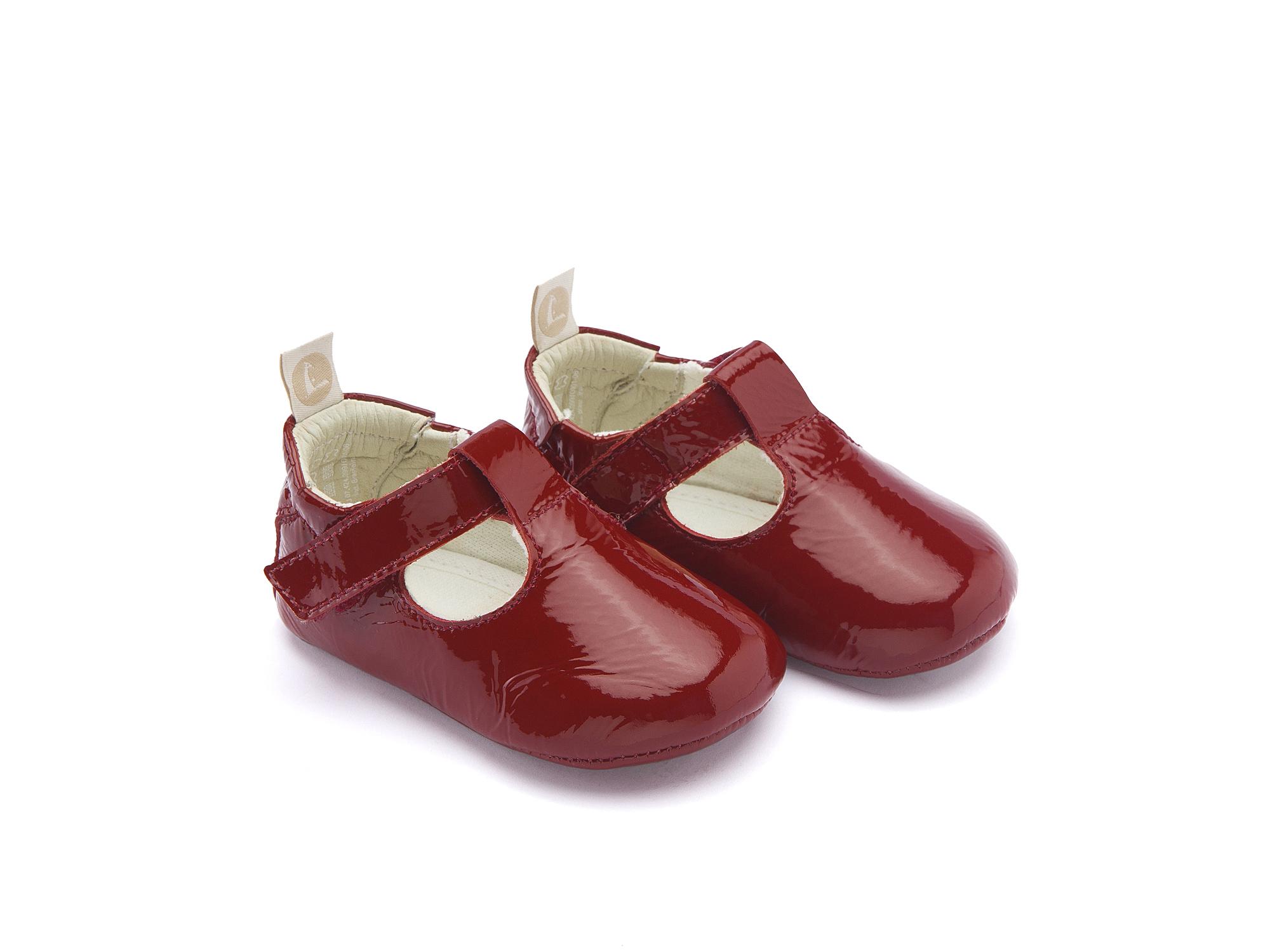 Boneca Love Patent Red Baby 0 à 2 anos - 0