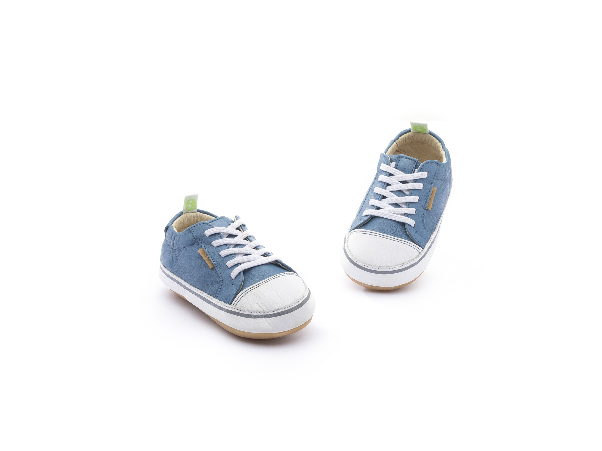 Sneaker Casual Funky Denim/ White Baby 0 à 2 anos - 3