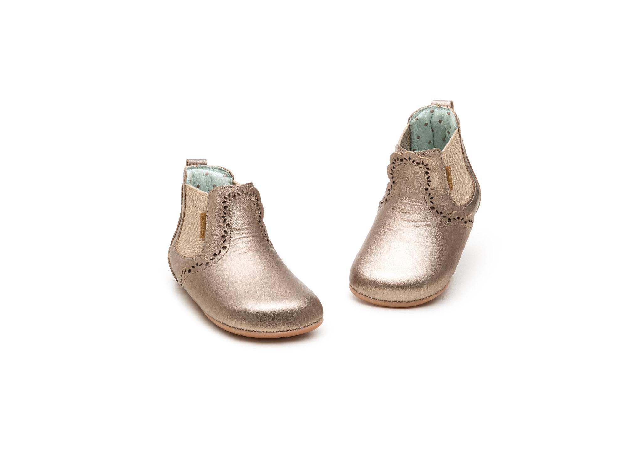bota Bebê feminino lacy