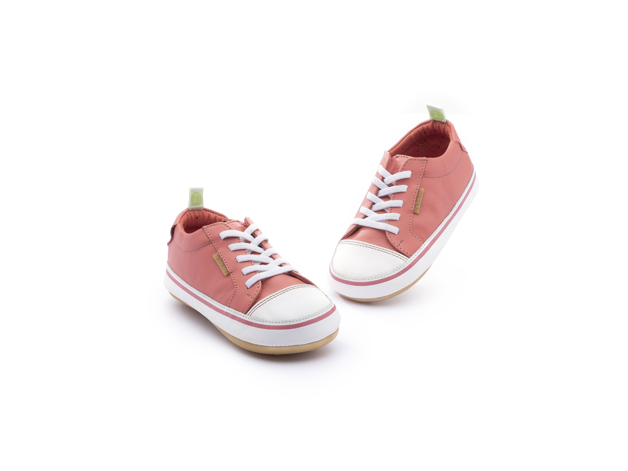 Sneaker Casual Funky Coral Matte Baby 0 à 2 anos - 3
