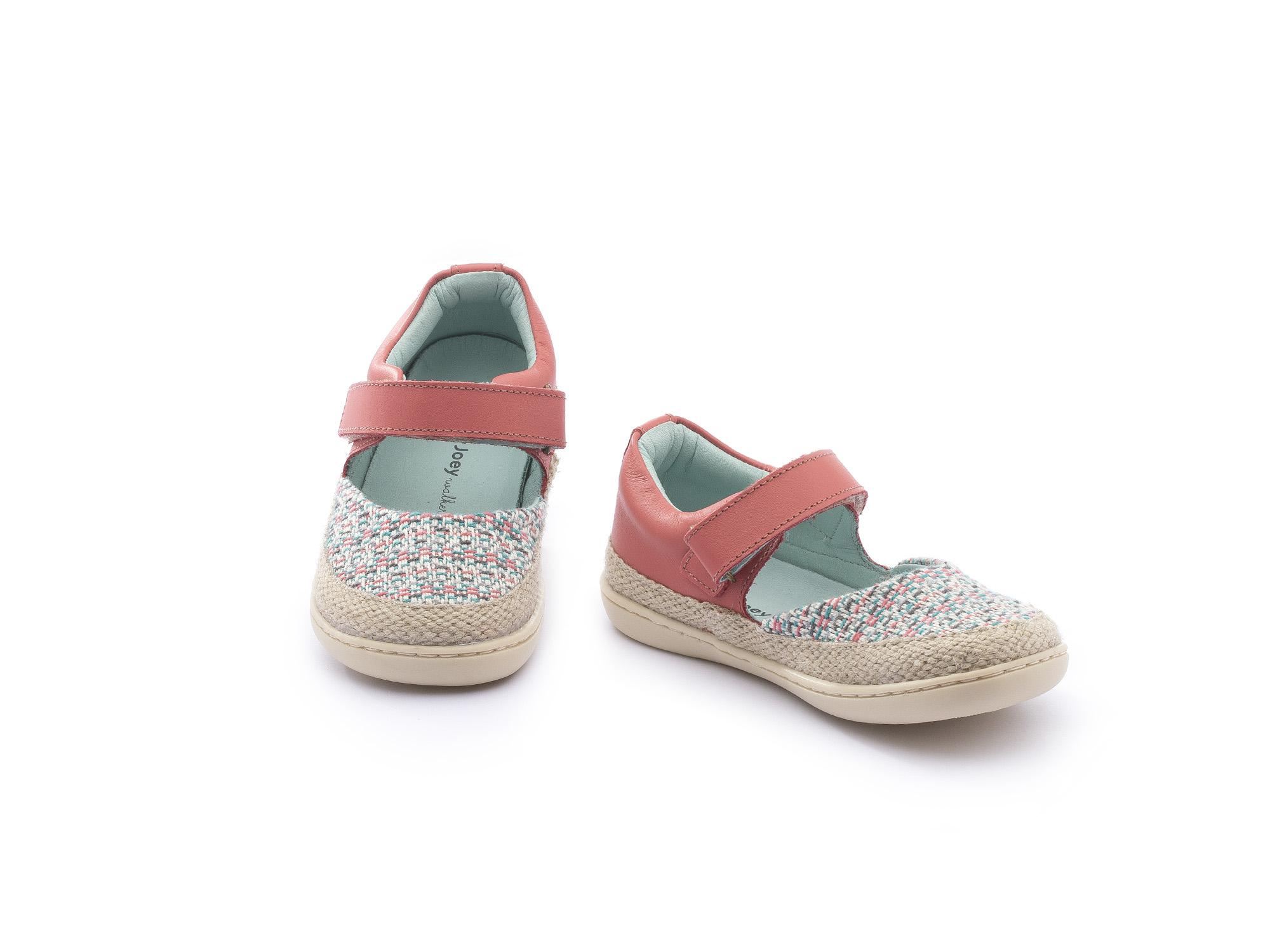 Boneca Little Seaside Melancia Tear Canvas/ Coral Matte Toddler 2 à 4 anos - 2