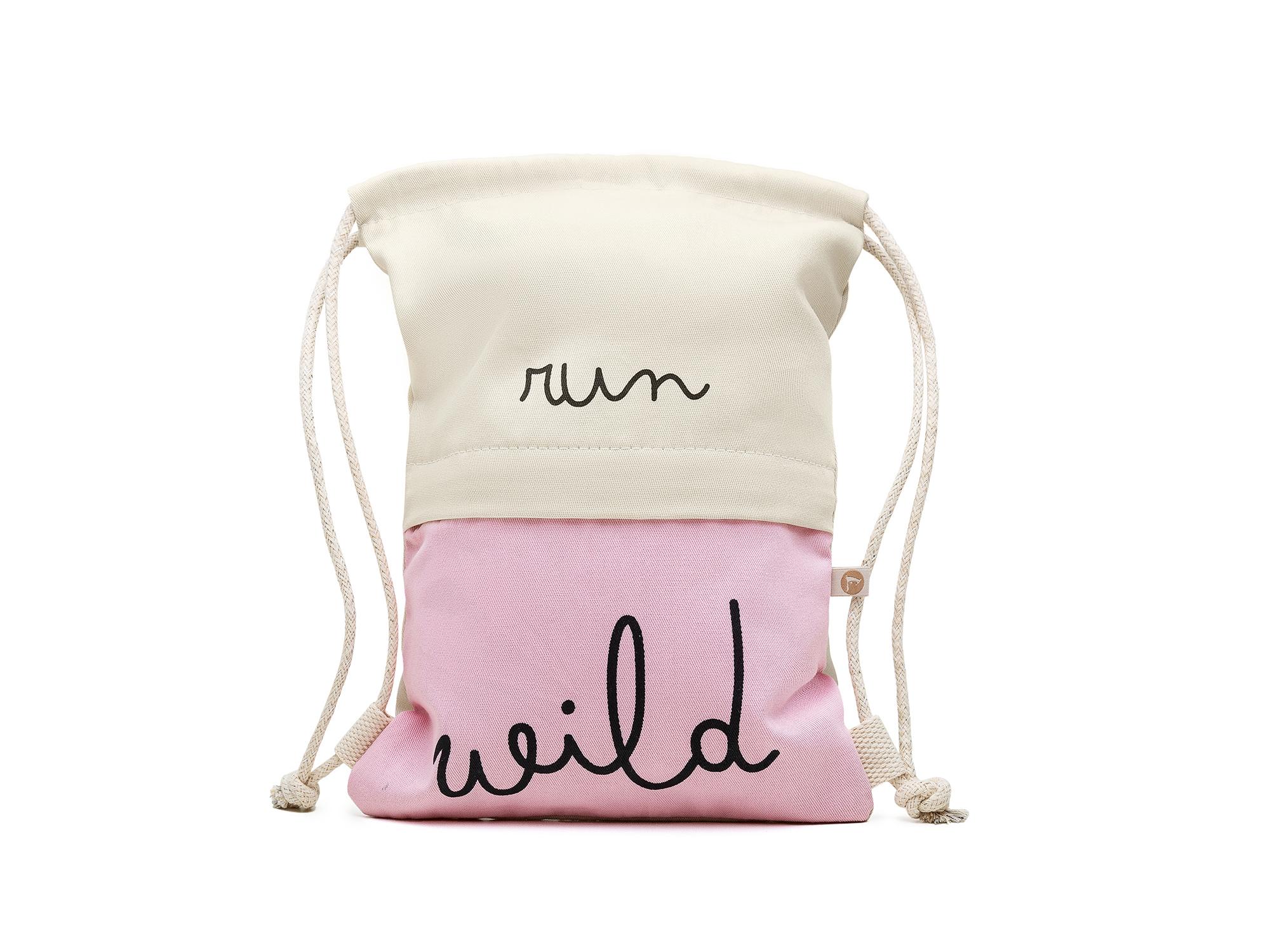 bolsa infantil feminino bag run wild