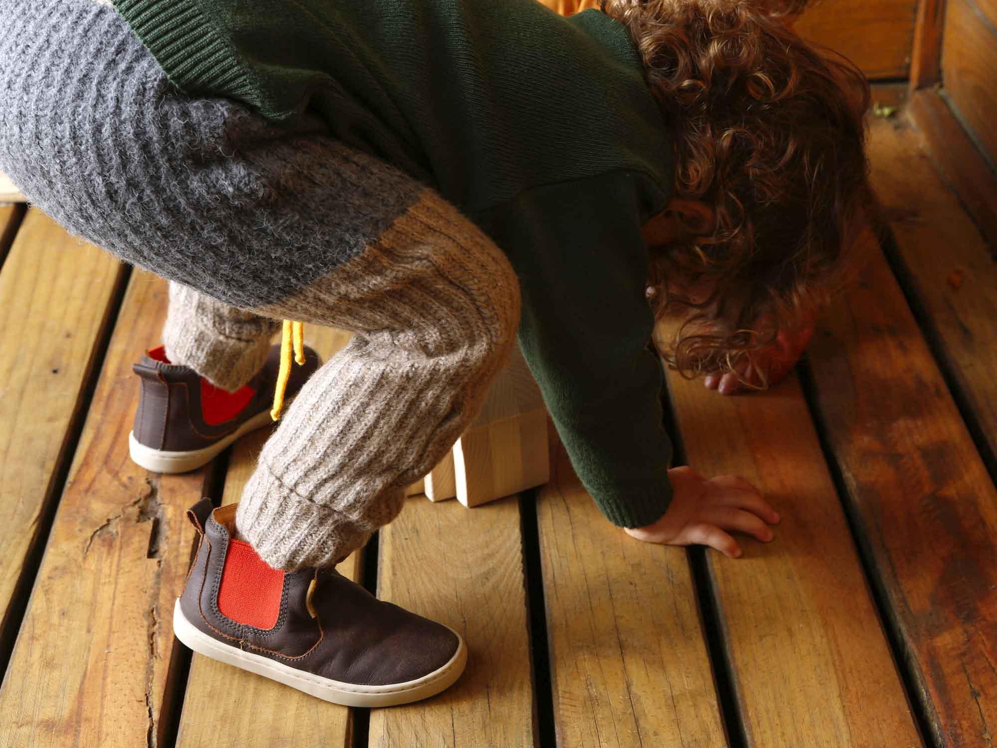 bota infantil masculino little kick