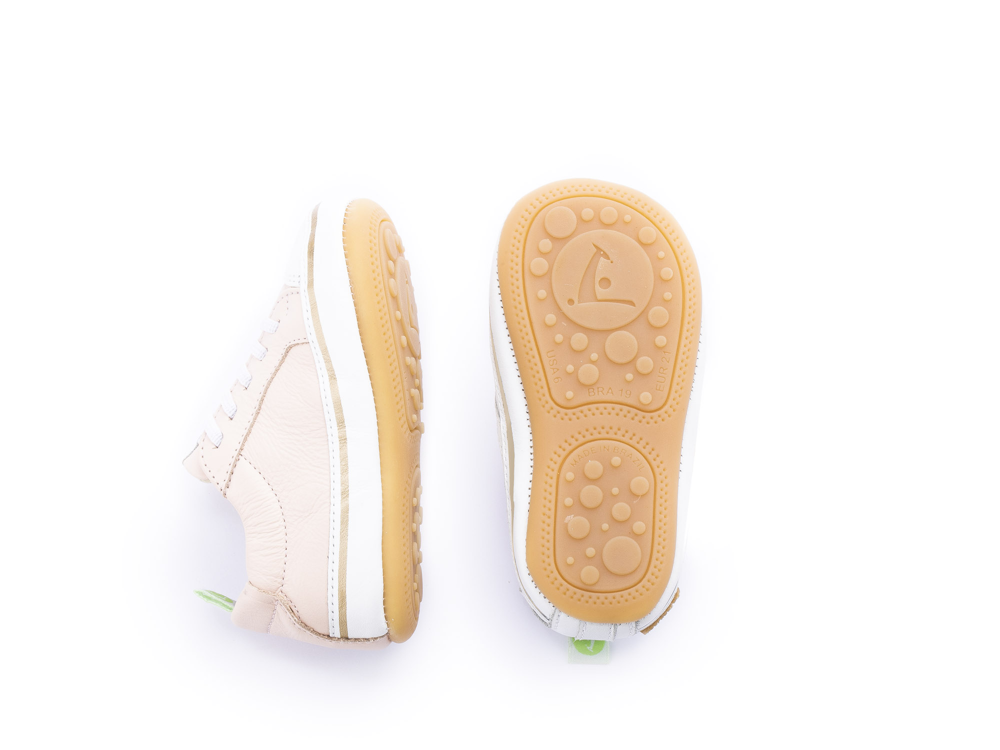 Sneaker Casual Funky Cotton Candy/ White  Baby 0 à 2 anos - 1