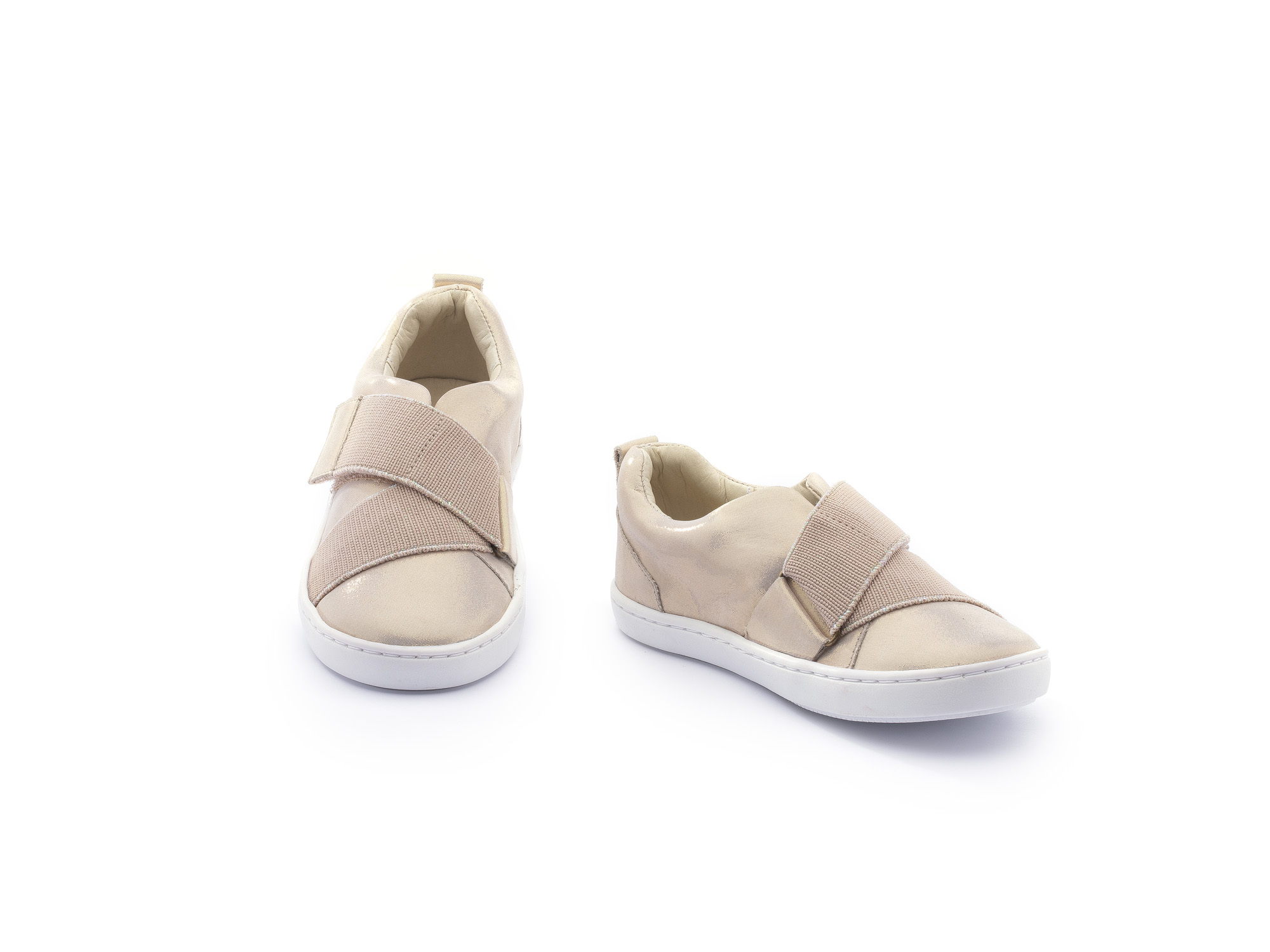Sneaker Casual Little Zag Cotton Candy Foil Toddler 2 à 4 anos - 2