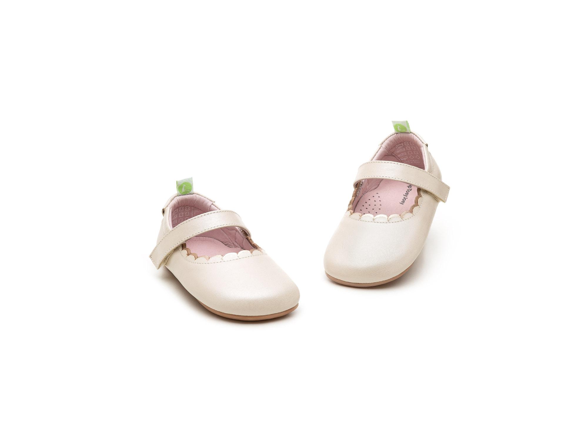 sapatilha Bebê feminino roundy