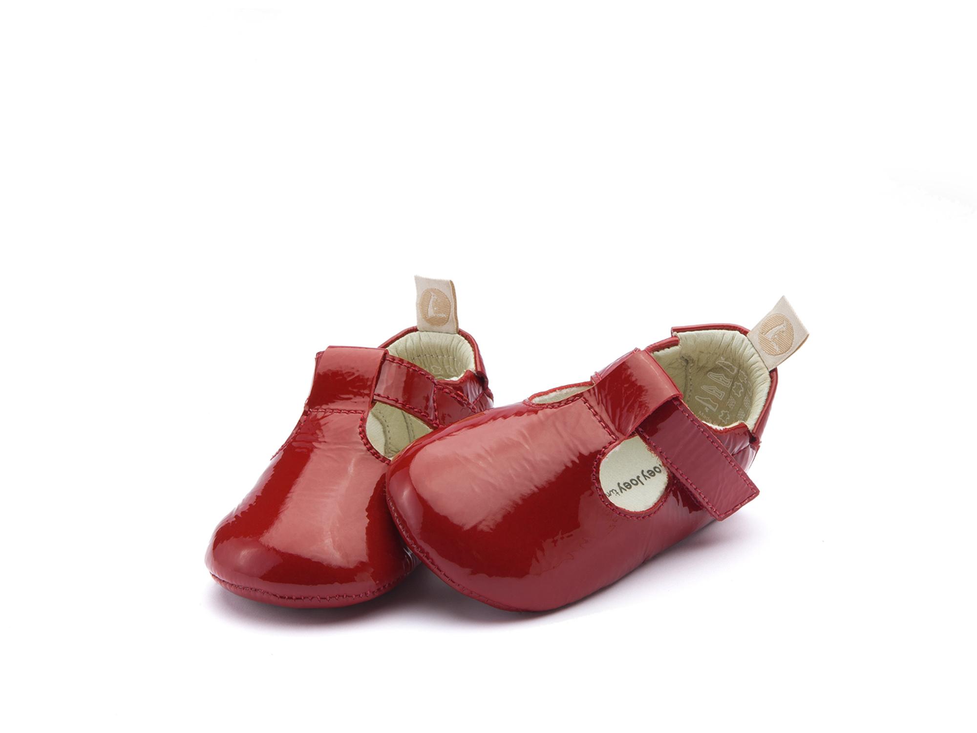 Boneca Love Patent Red Baby 0 à 2 anos - 2