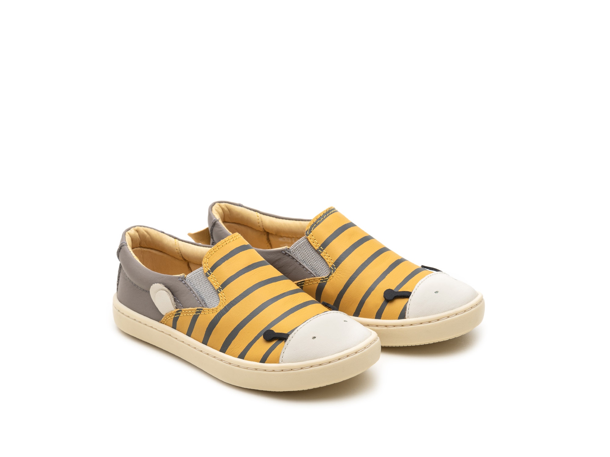 Tênis  infantil masculino little honey bee