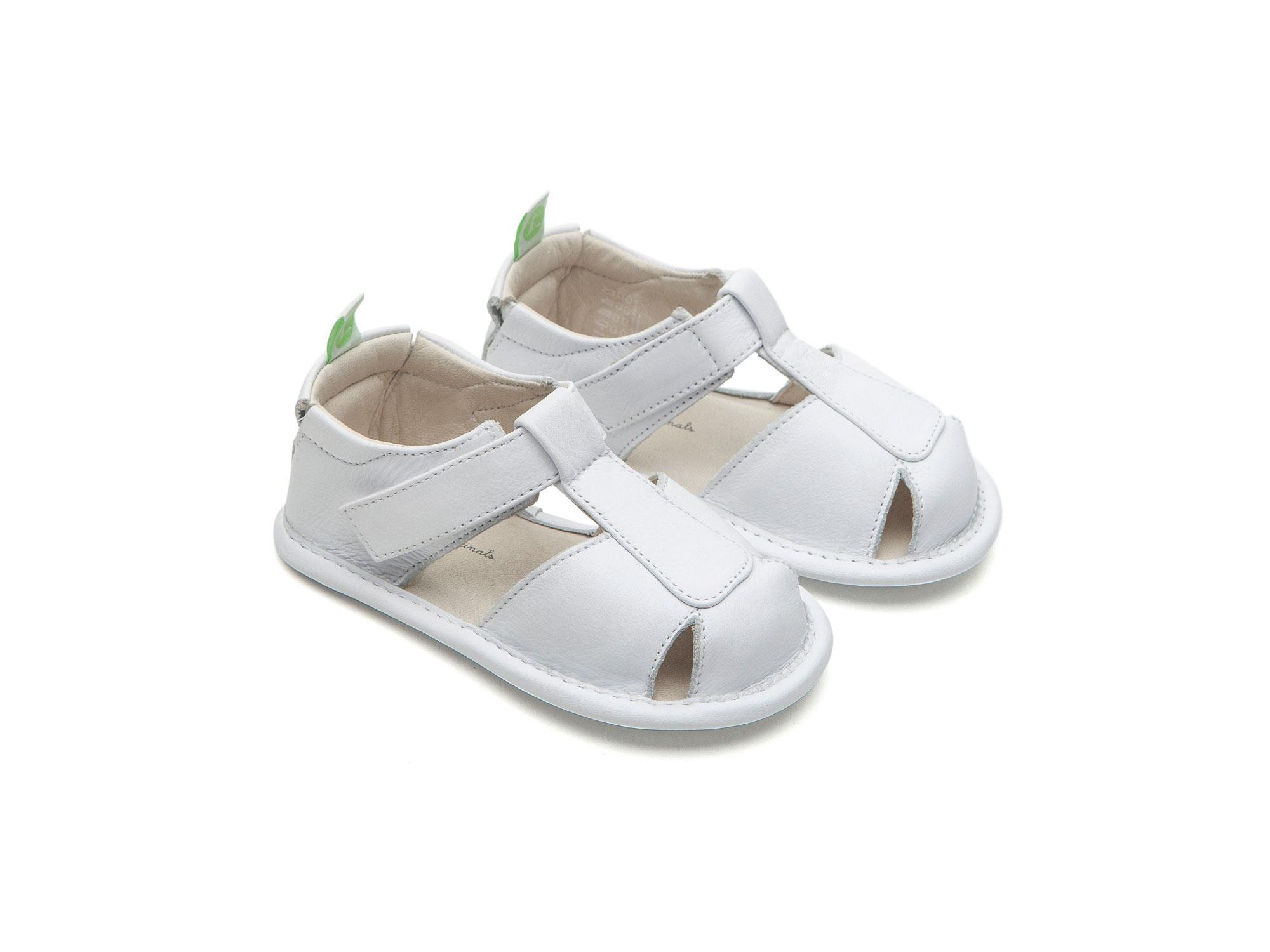 Sandália Parky White  Baby 0 à 2 anos - 0
