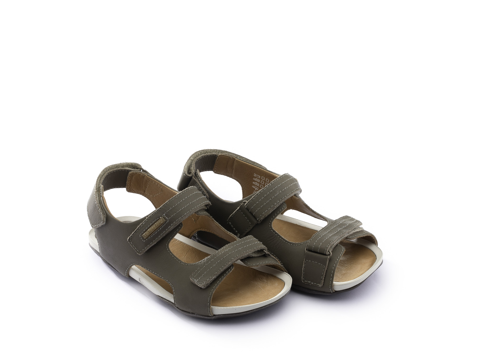 sandalia infantil masculino dong