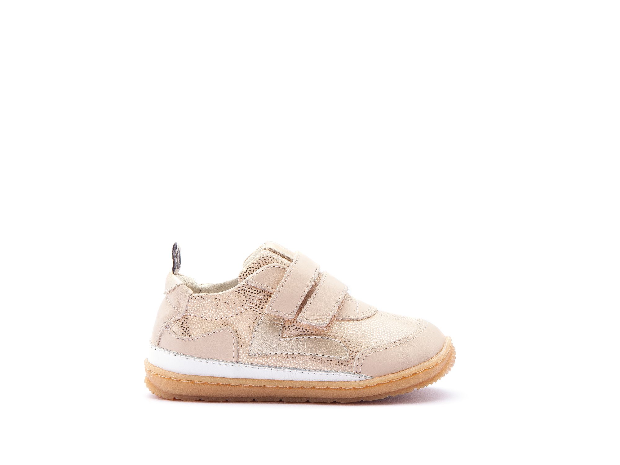 Sneaker Casual Jumpy Golden Sugar/ Yogurt Baby 0 à 2 anos - 1