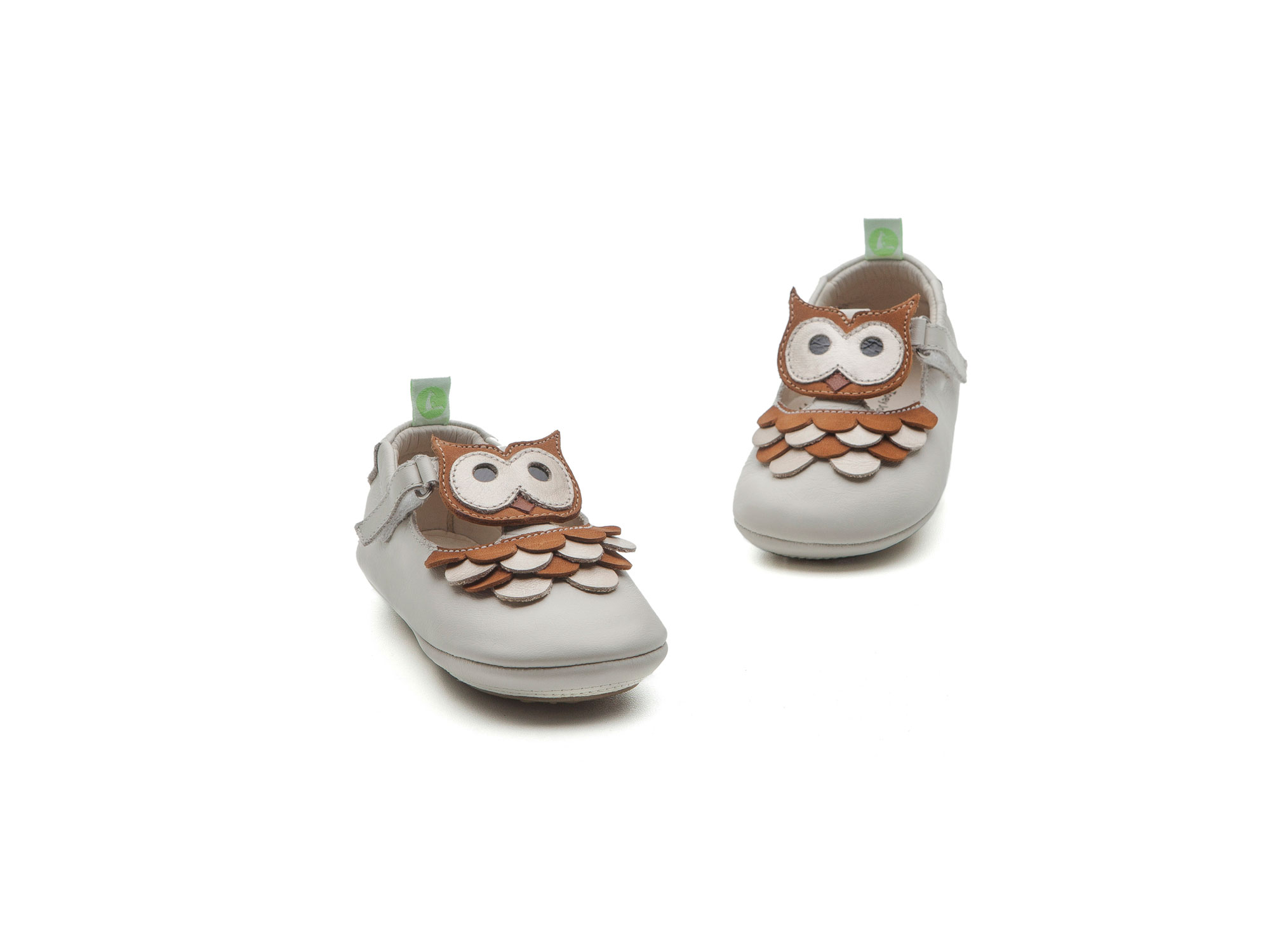 sapatilha Bebê feminino owlly