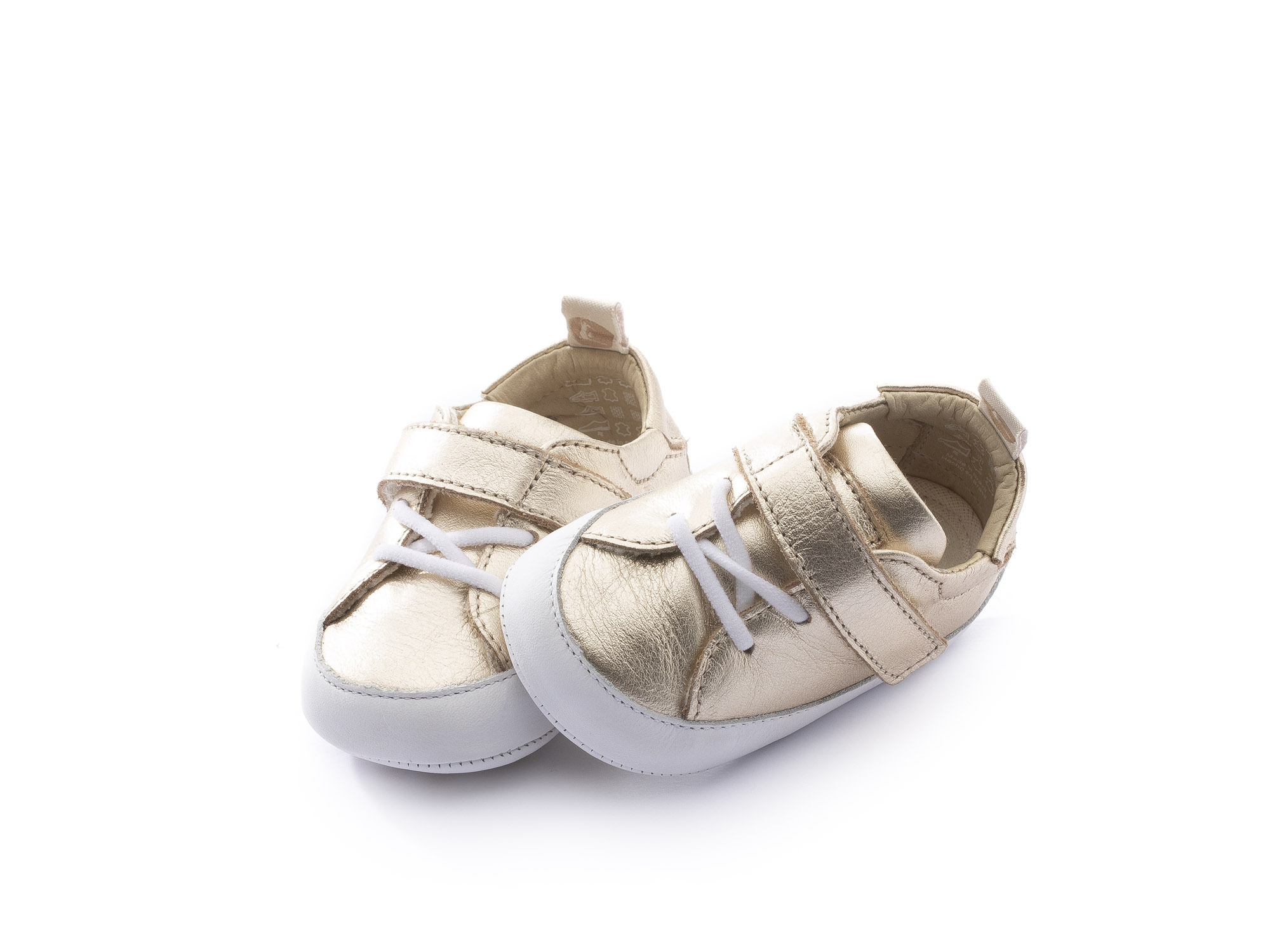 Sneaker Casual Light Champagne  Baby 0 à 2 anos - 1