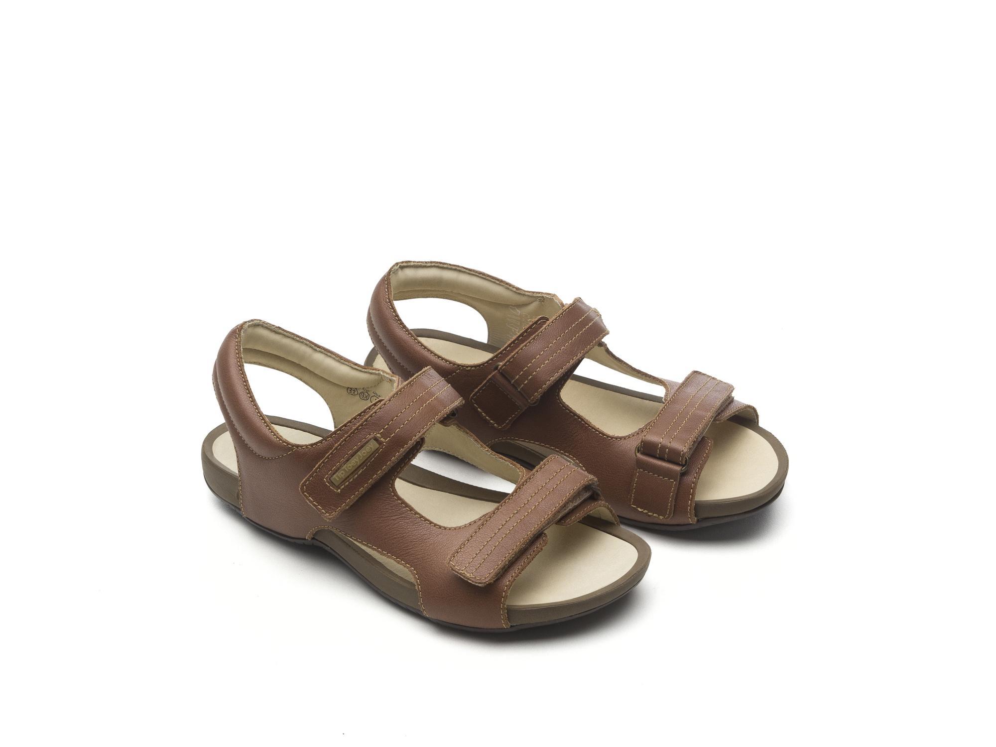 Sandália infantil masculino dong