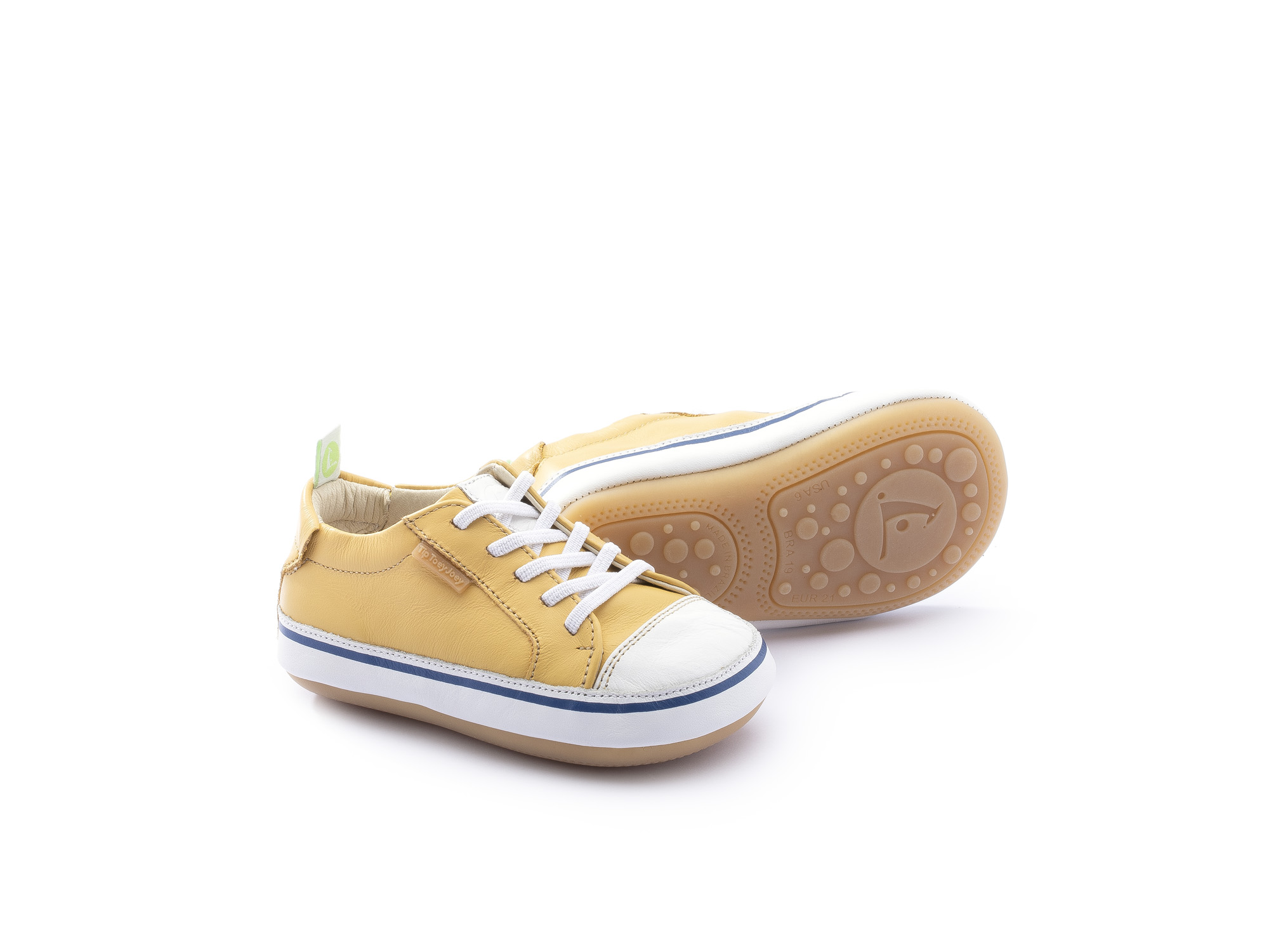 Sneaker Casual Funky Pequi/ White Baby 0 à 2 anos - 0