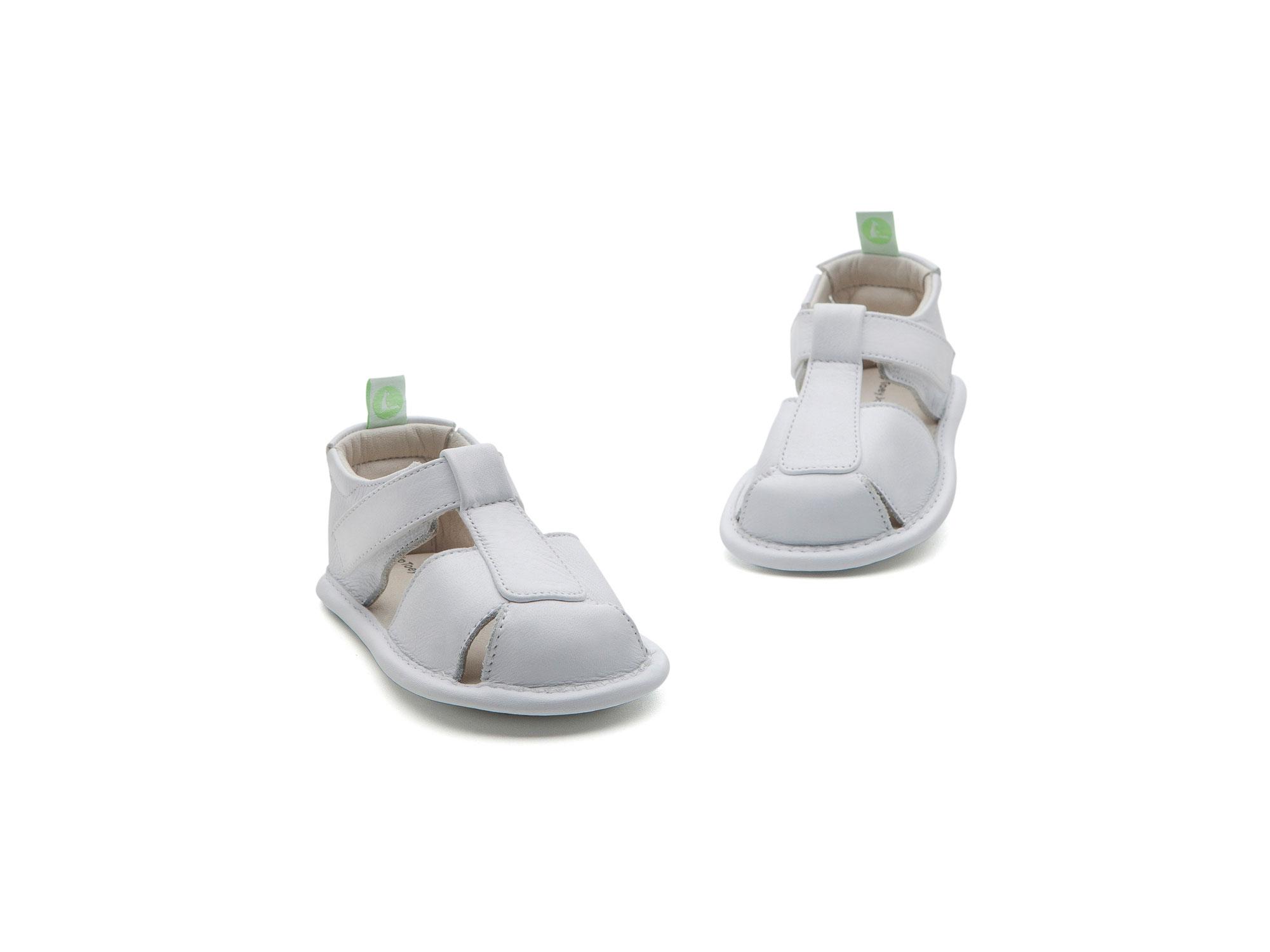 Sandália Parky White  Baby 0 à 2 anos - 3