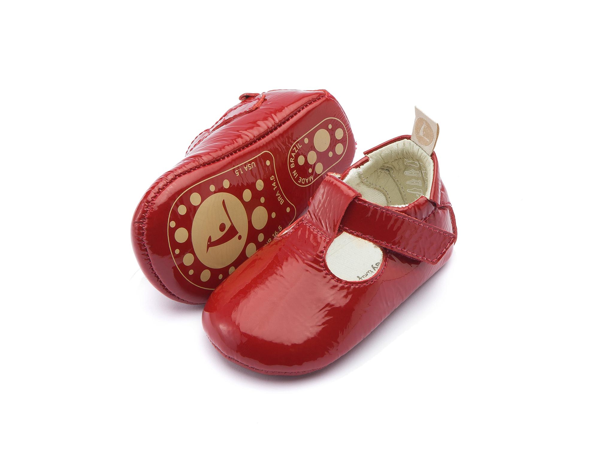 Boneca Love Patent Red Baby 0 à 2 anos - 1