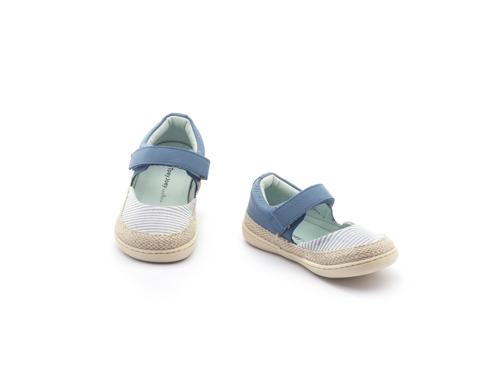 Boneca Little Seaside Light Navy Stripe Canvas/ Denim Toddler 2 à 4 anos - 2