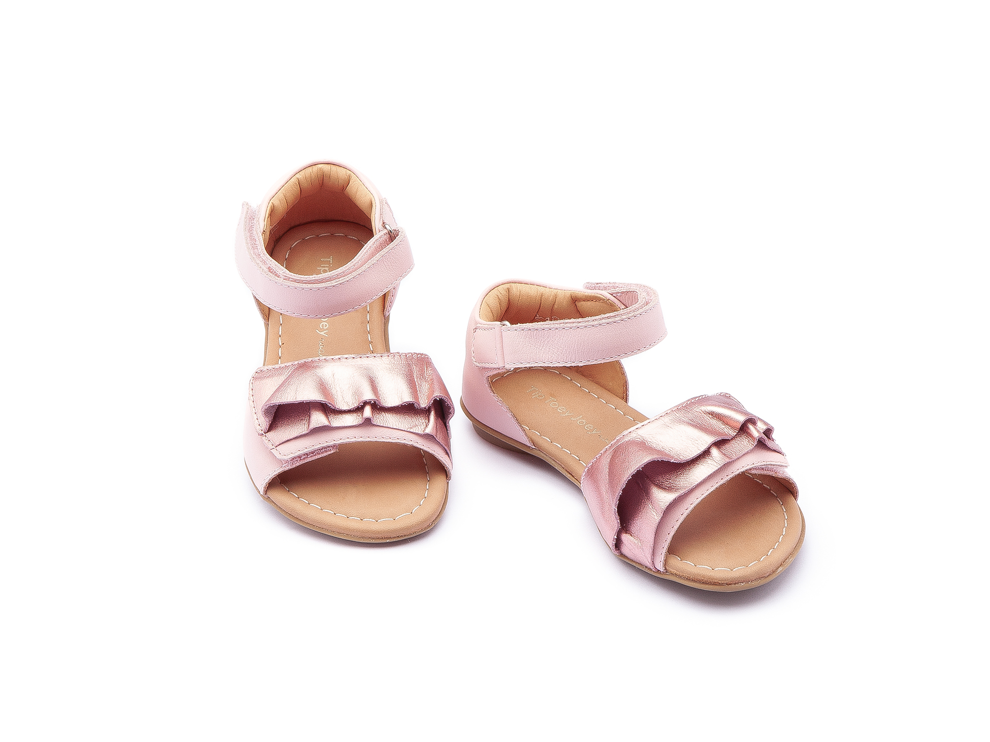 Sandália Little Wind Rose Gold/ Blossom Pink Toddler 2 à 4 anos - 1