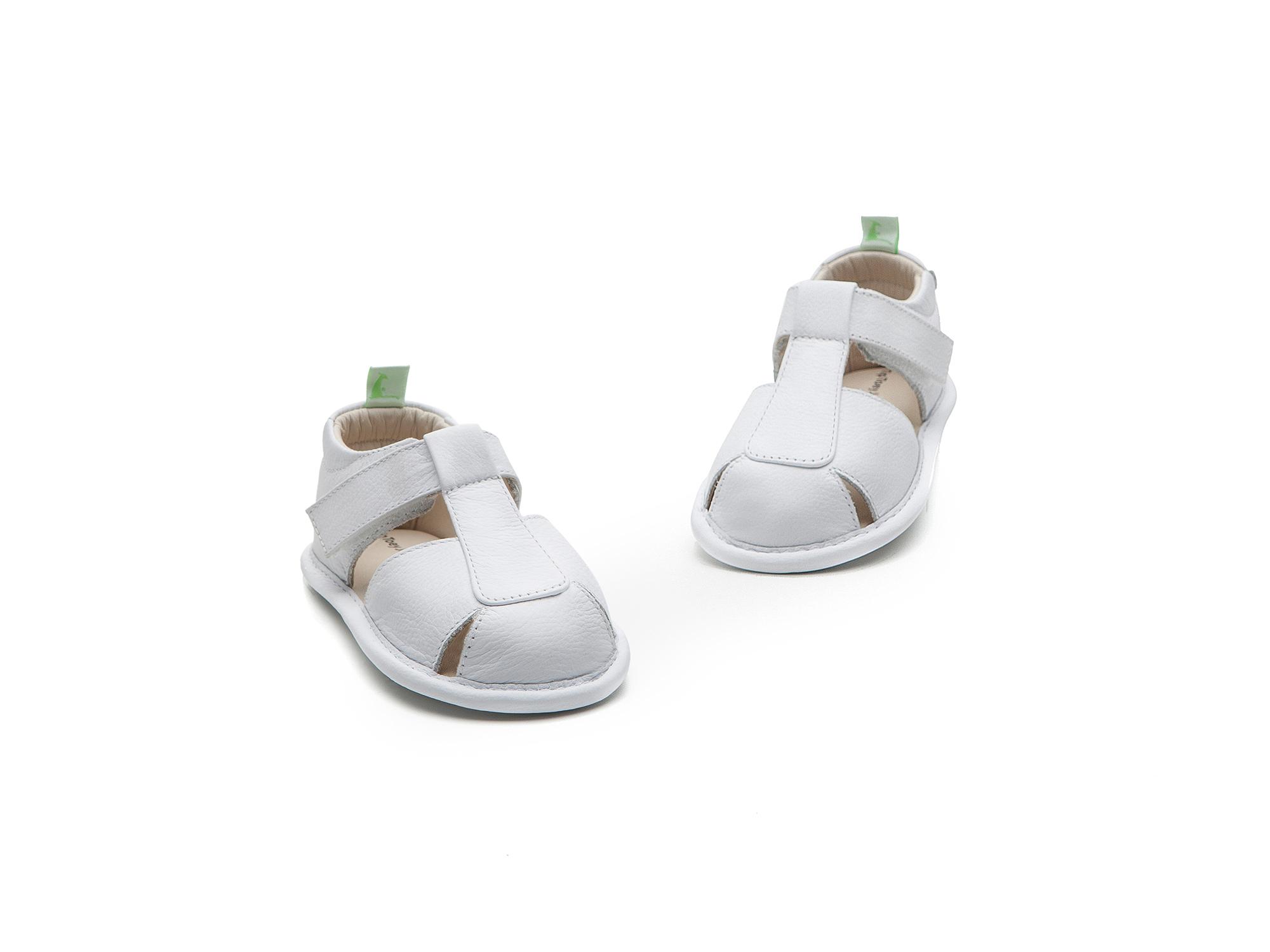 Sandália Parky White  Baby 0 à 2 anos - 1