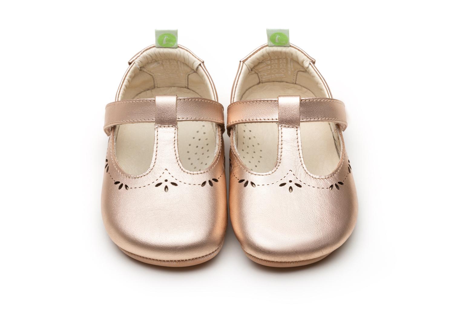 sapatilha Bebê feminino dainty