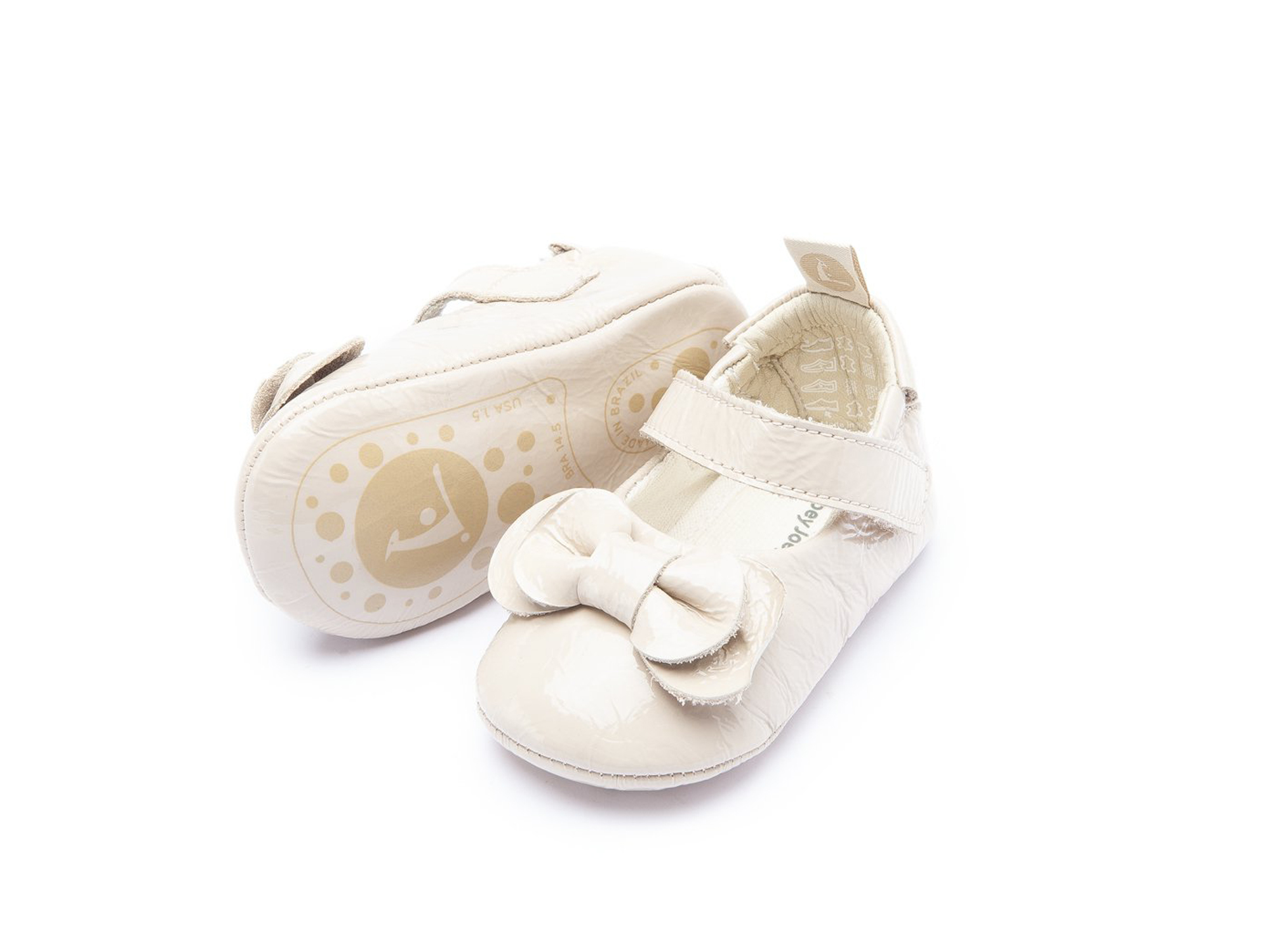 Boneca Care Patent Yogurt Baby 0 à 2 anos - 2