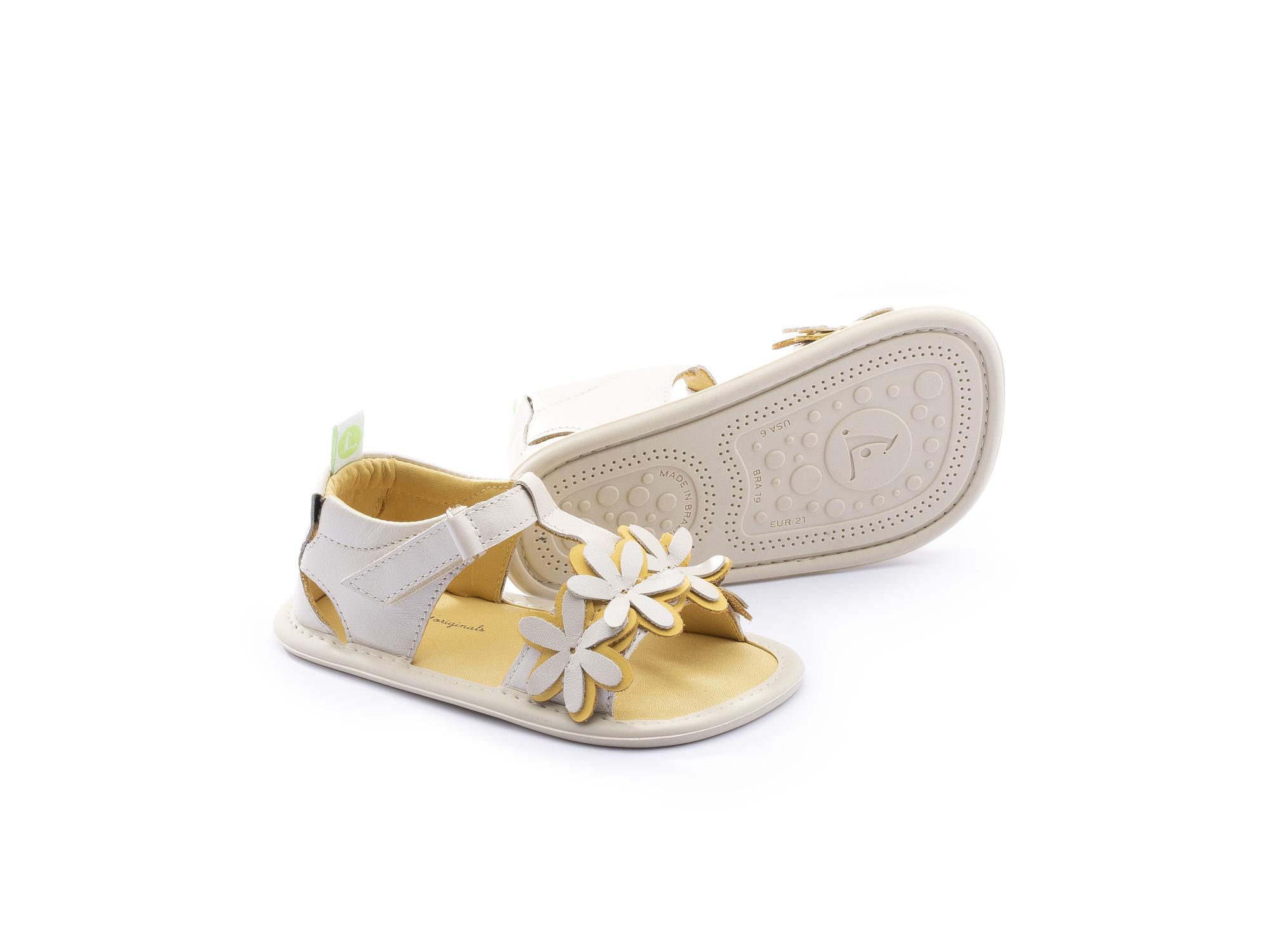 Sandália bebê feminino daisy