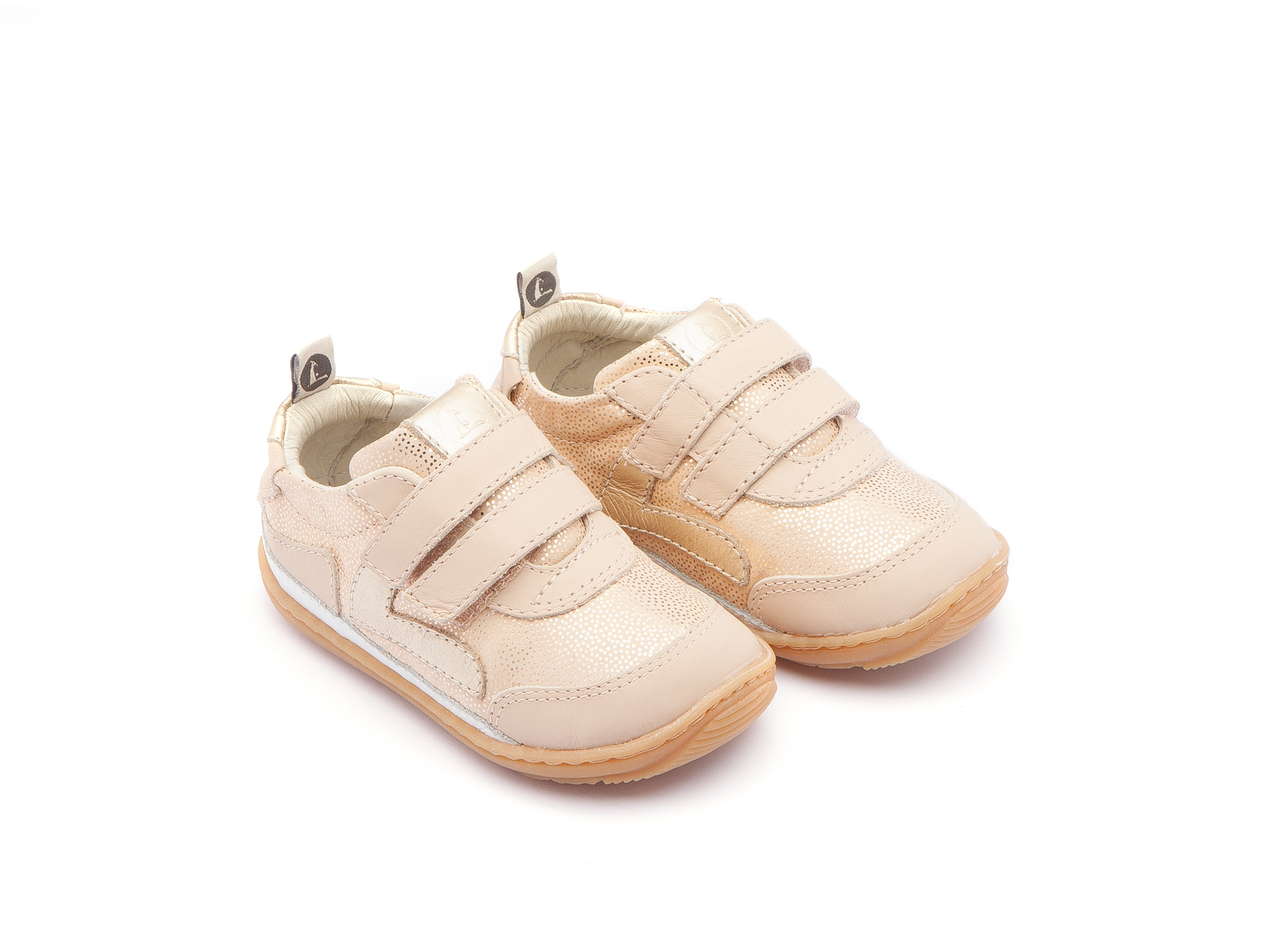 Sneaker Casual Jumpy Golden Sugar/ Yogurt Baby 0 à 2 anos - 0