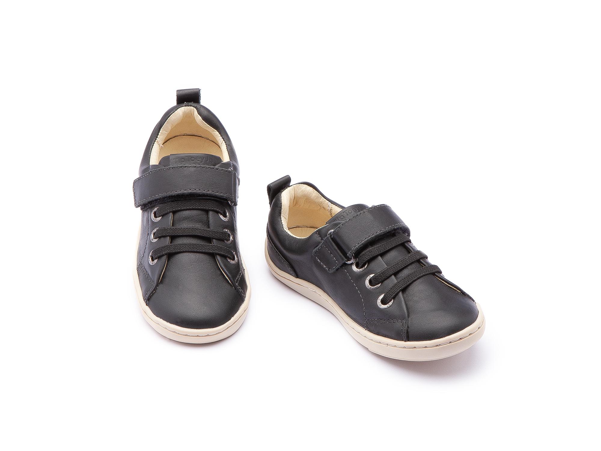 Tênis Little Grao Black/ Black Toddler 2 à 4 anos - 1