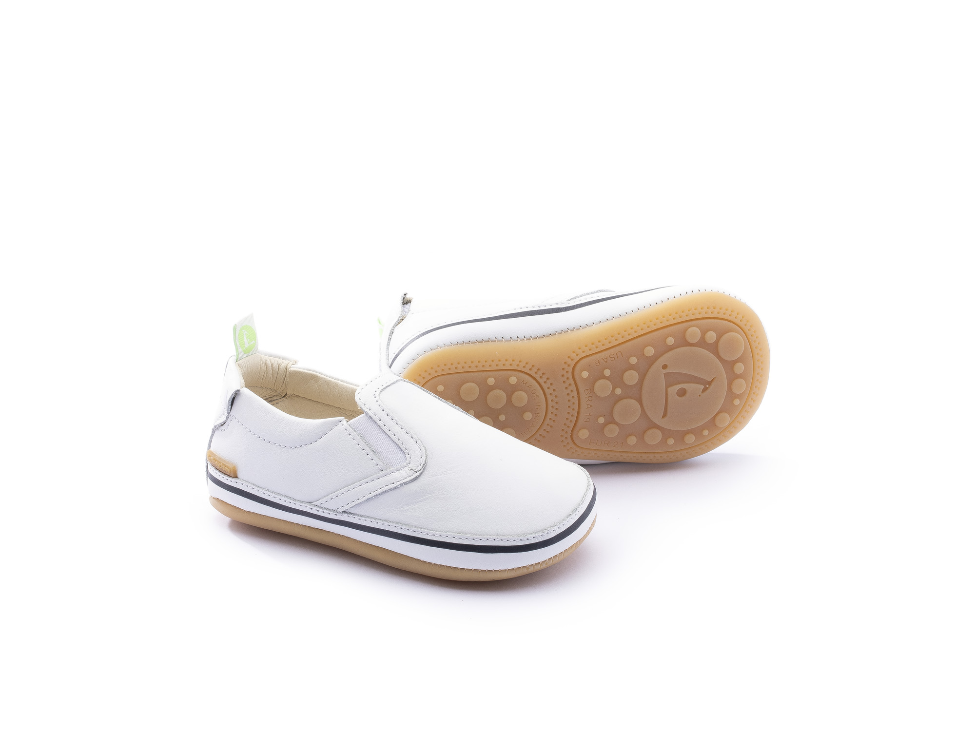 Sneaker Casual Woody White  Baby 0 à 2 anos - 0