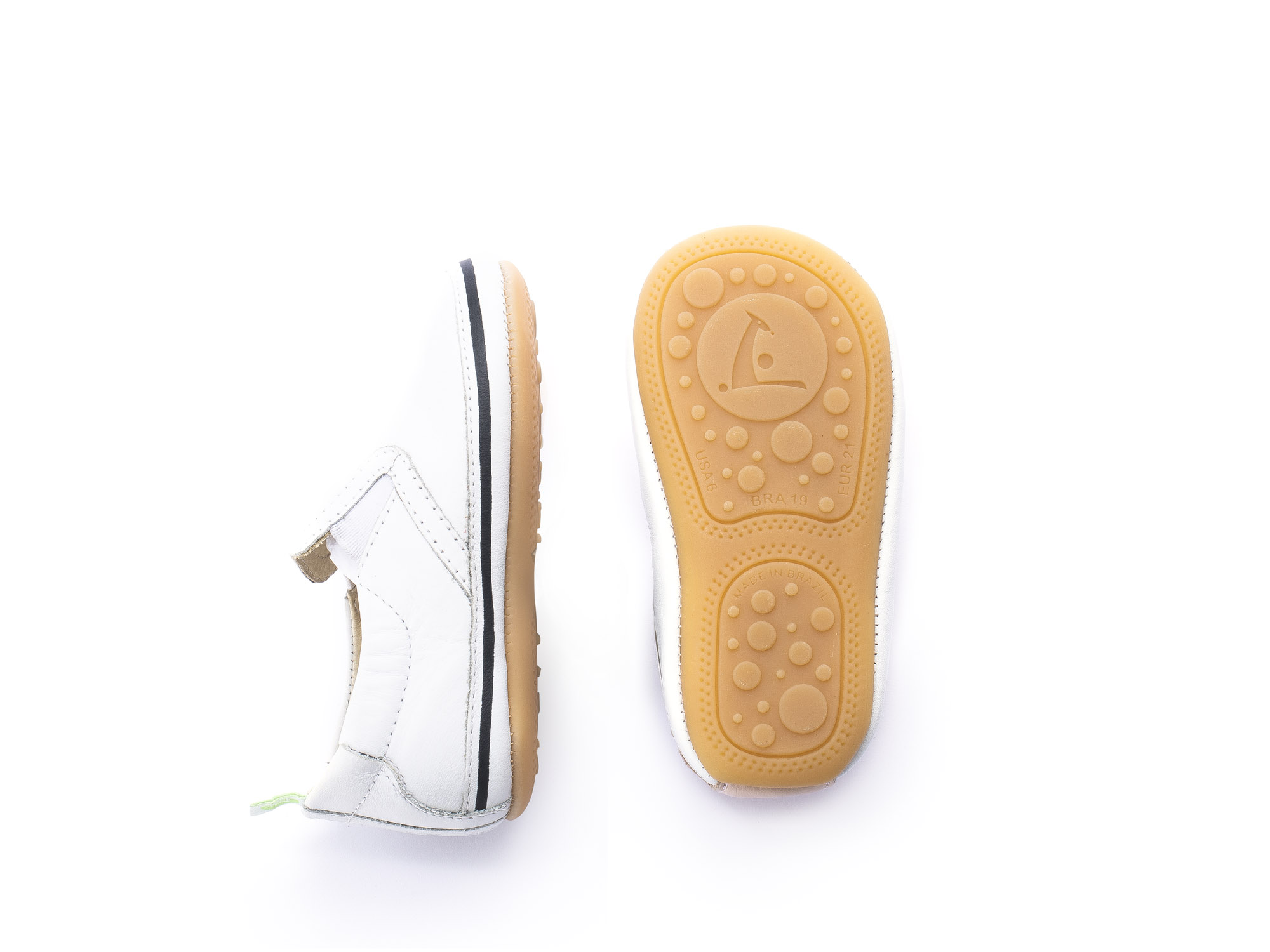 Sneaker Casual Woody White  Baby 0 à 2 anos - 1