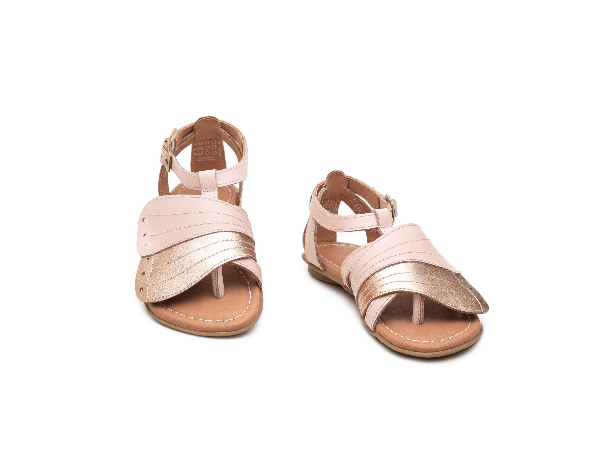 sandalia infantil feminino little flit
