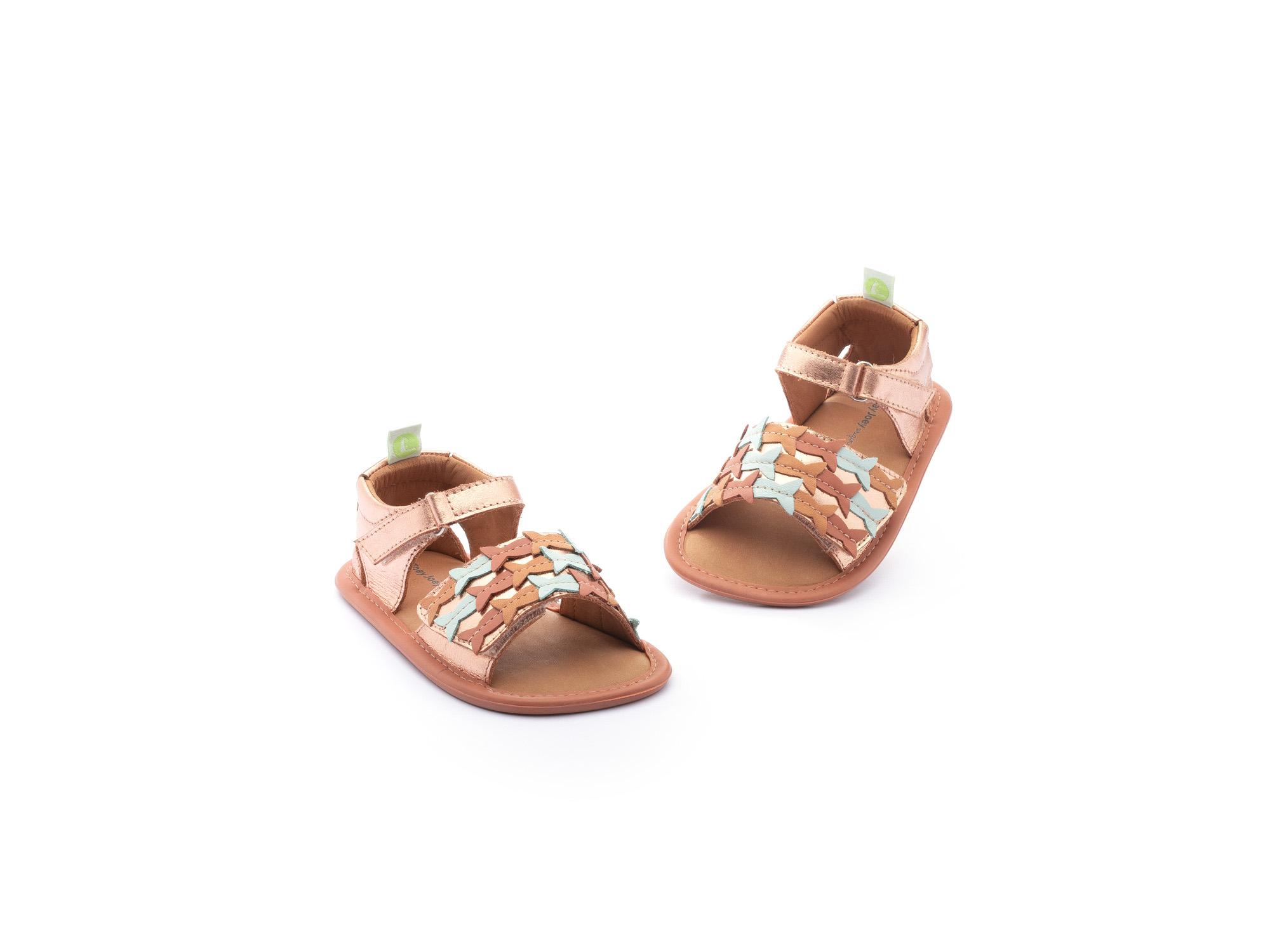 sandalia Bebê feminino reefy