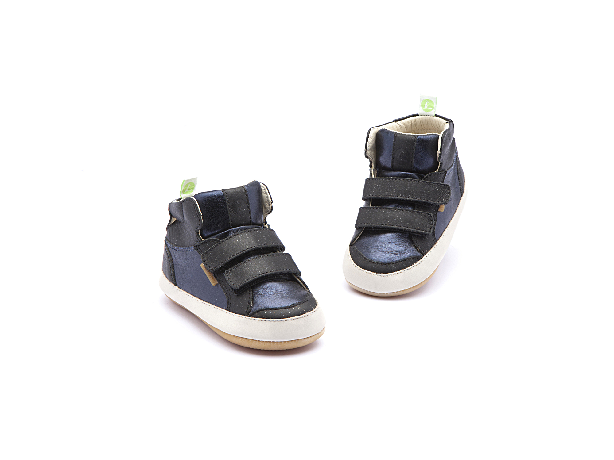 Bota Towny Black Galaxy/ Night Shine Baby 0 à 2 anos - 3