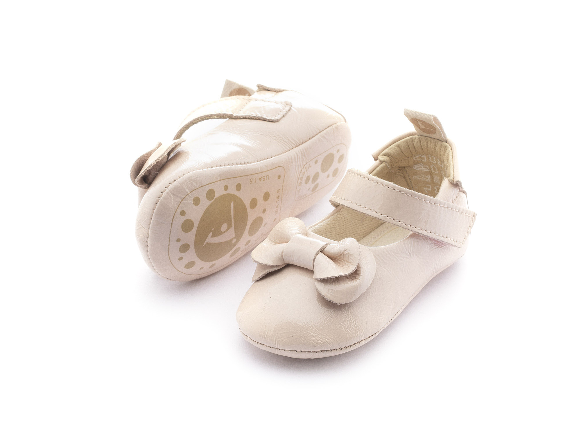 sapatilha Bebê feminino care