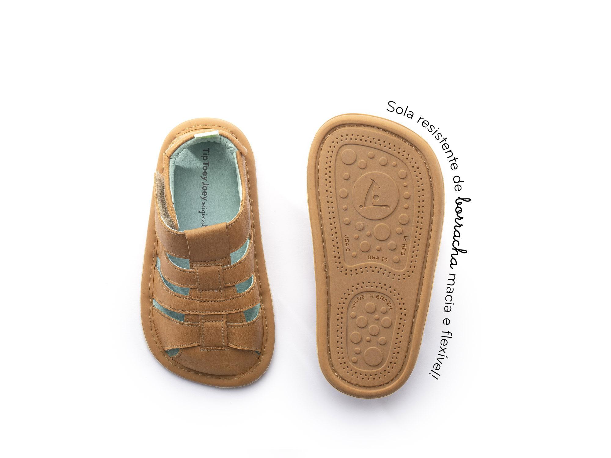 Sandália Sandy Hay Baby 0 à 2 anos - 1