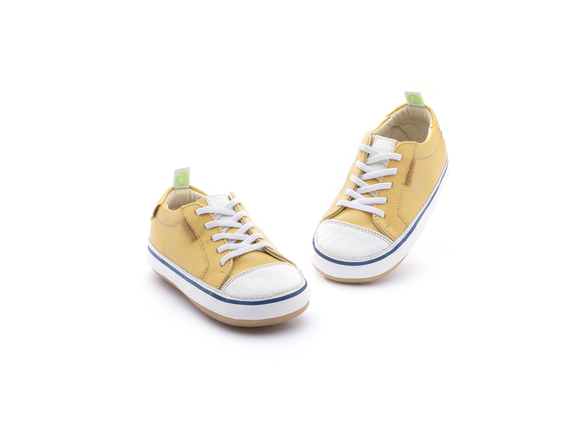 Sneaker Casual Funky Pequi/ White Baby 0 à 2 anos - 3