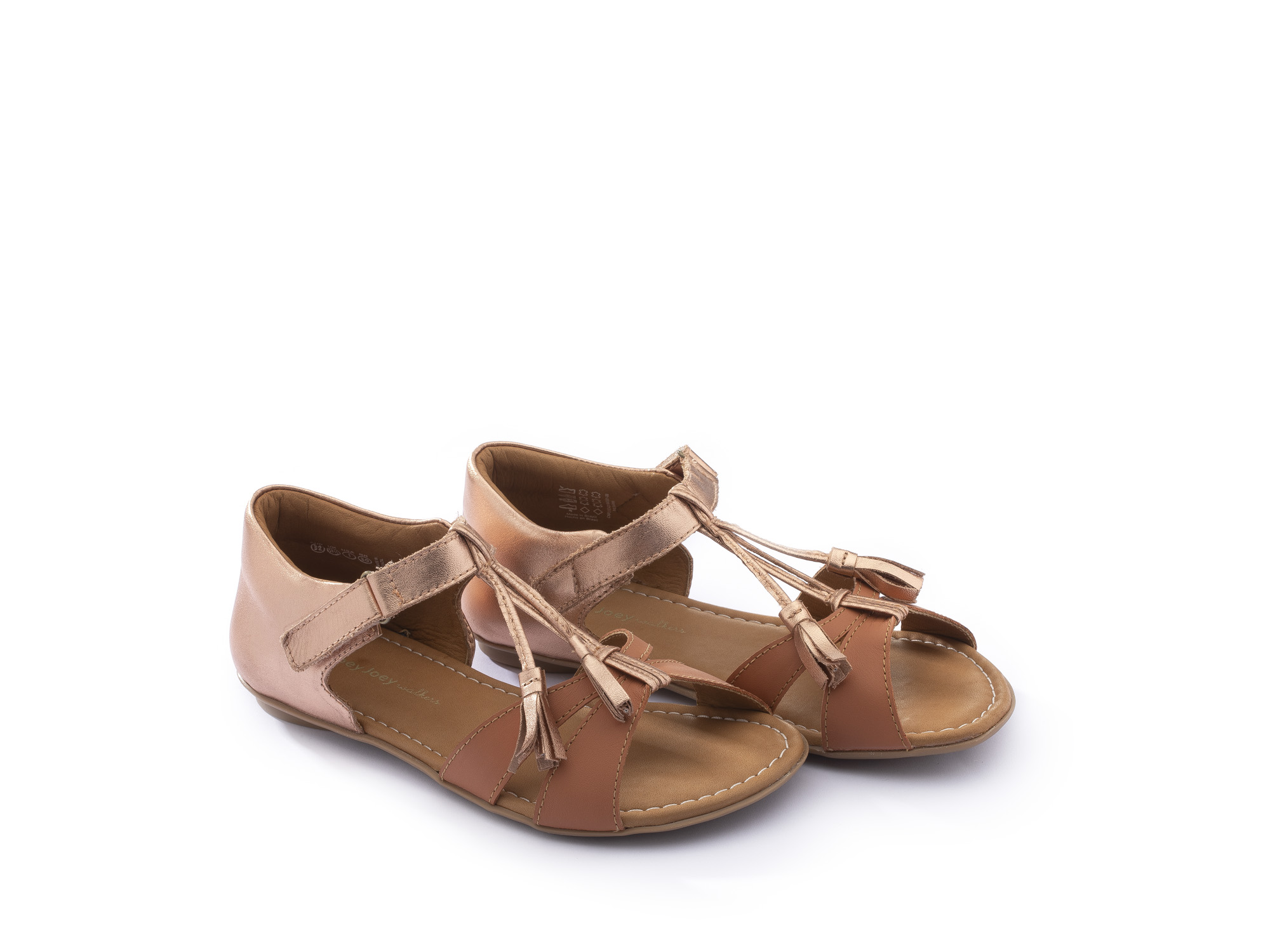Sandália infantil feminino joll