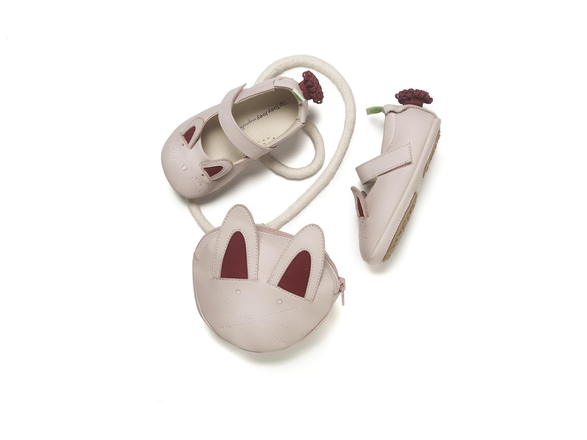 Bolsa Bag Bunny Cotton Candy Toddler 2 à 4 anos - 4