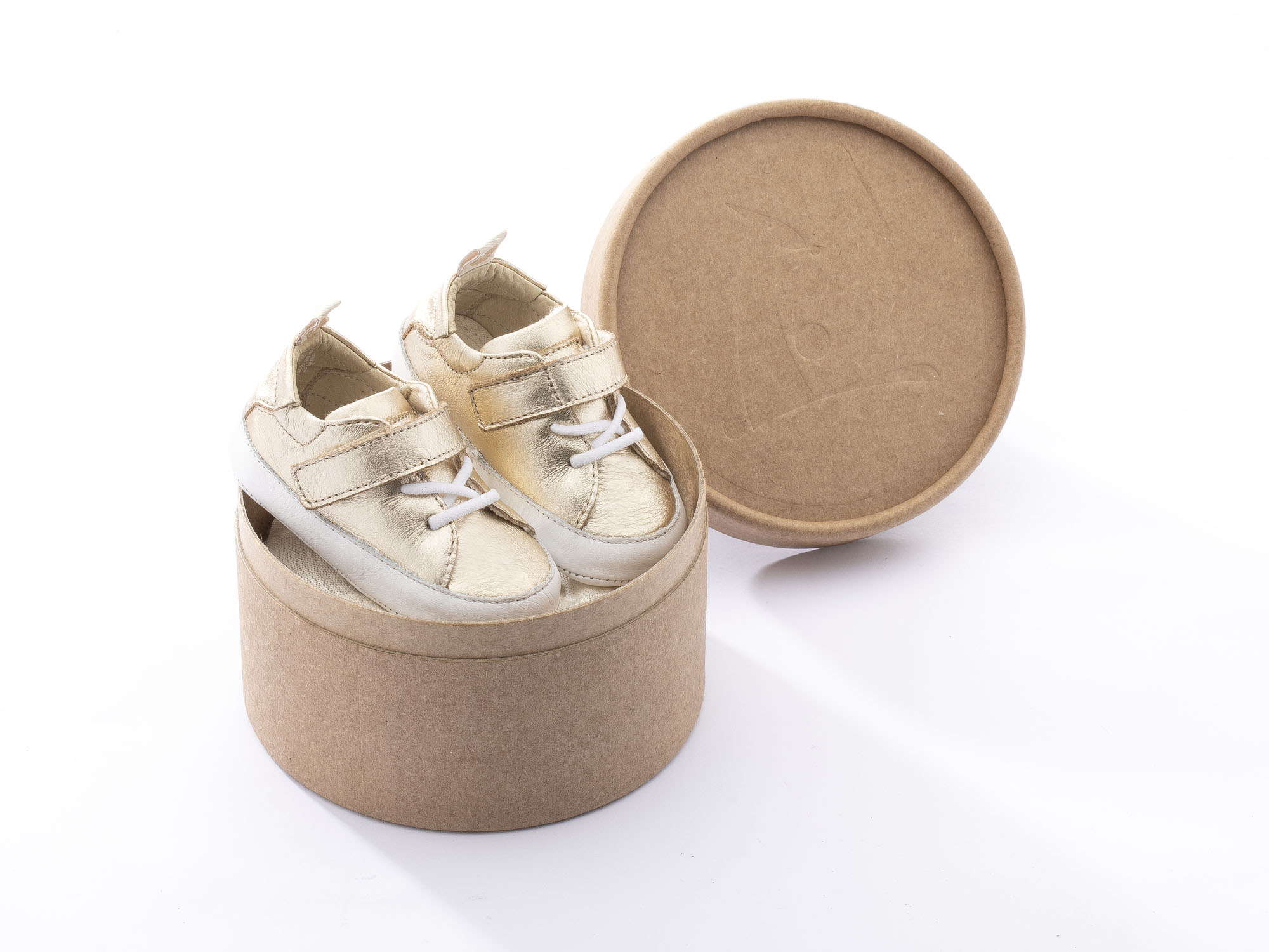 Sneaker Casual Light Champagne  Baby 0 à 2 anos - 3