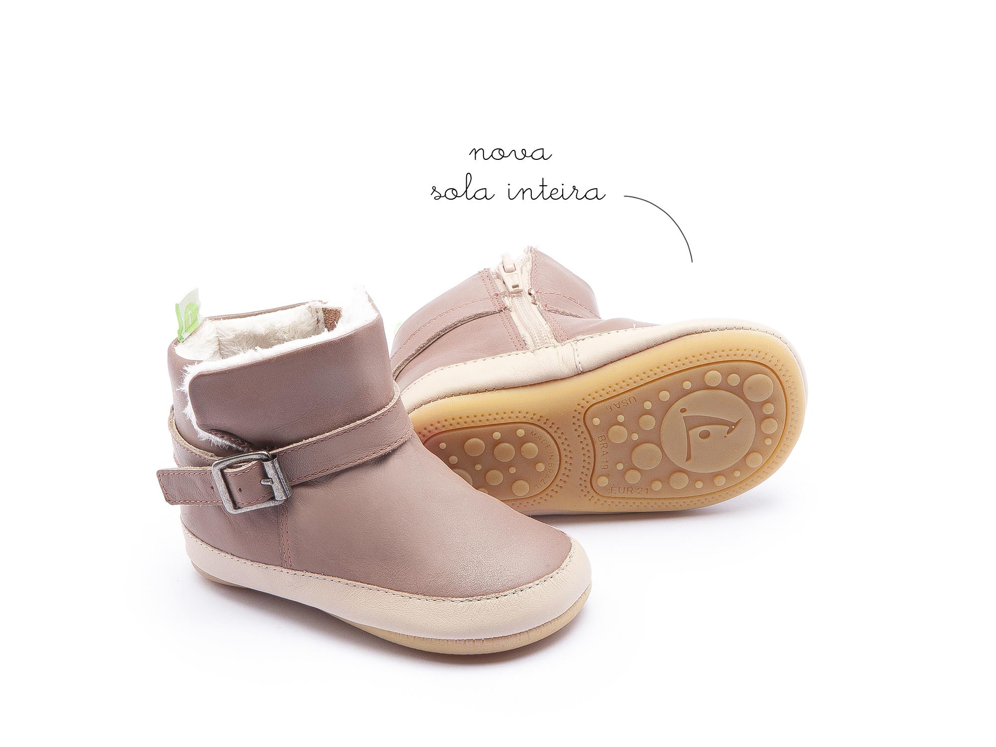 bota Bebê feminino chilly
