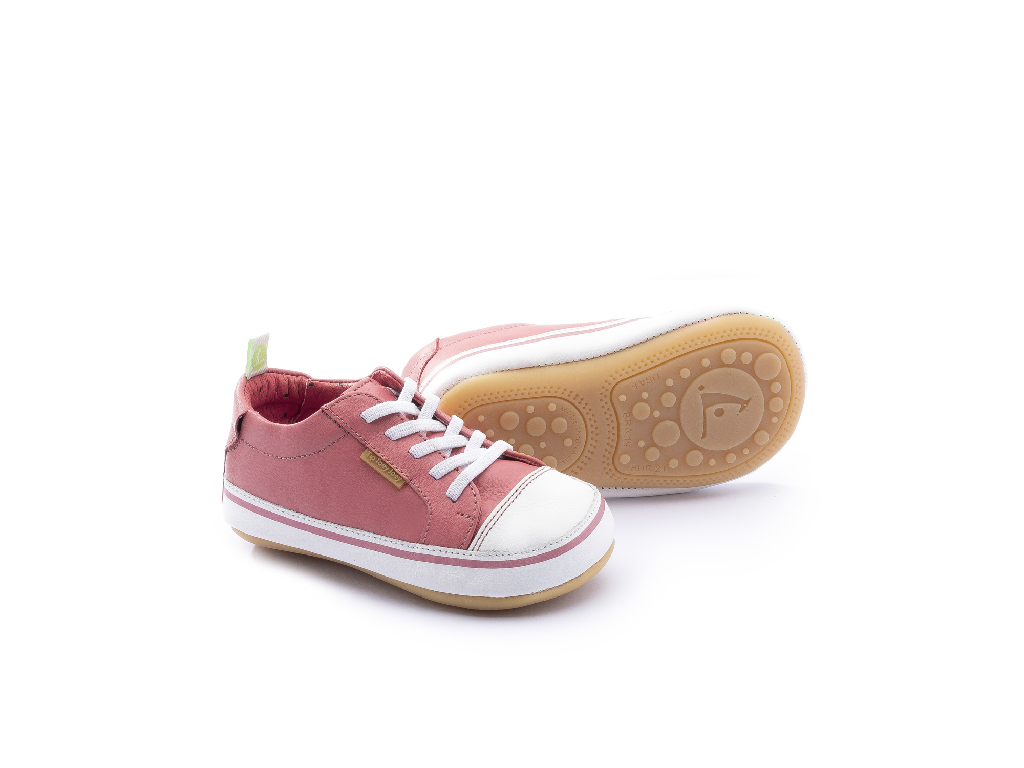 Sneaker Casual Funky Coral Matte Baby 0 à 2 anos - 0